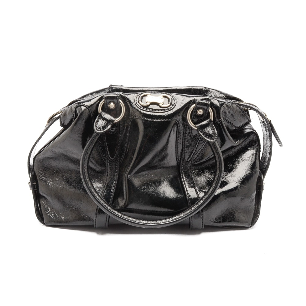 MICHAEL Michael Kors Patent Leather Handbag