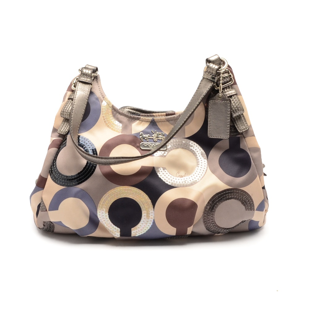2011 Coach Op Art Handbag
