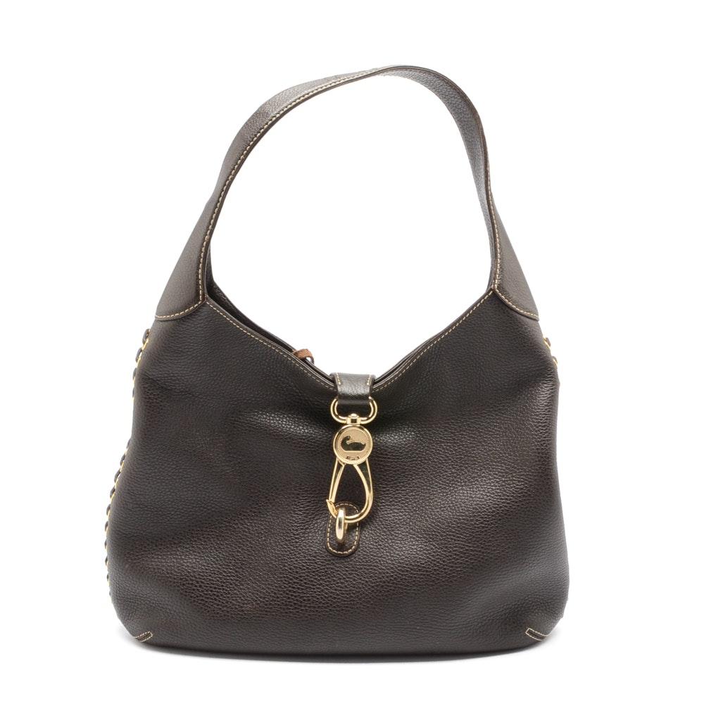 Dooney & Bourke Leather Hobo Handbag