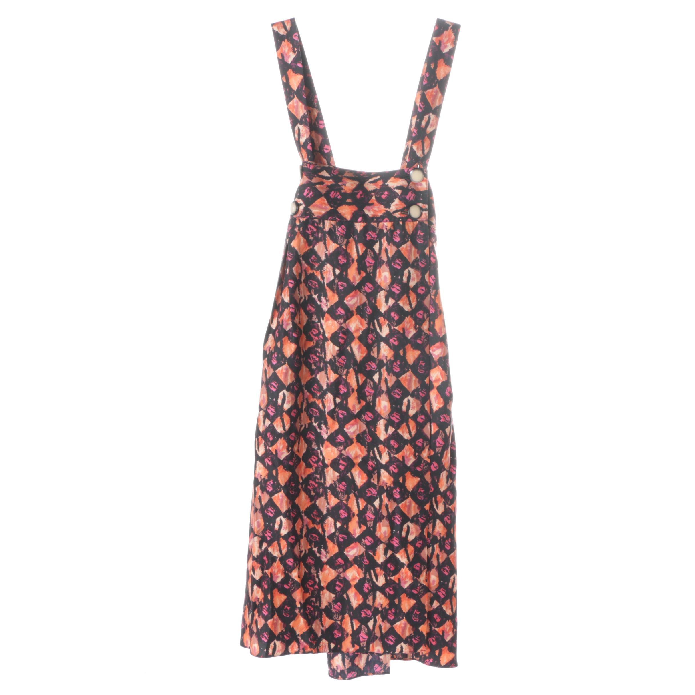 Caitie et Marcs Pinafore Style Dress