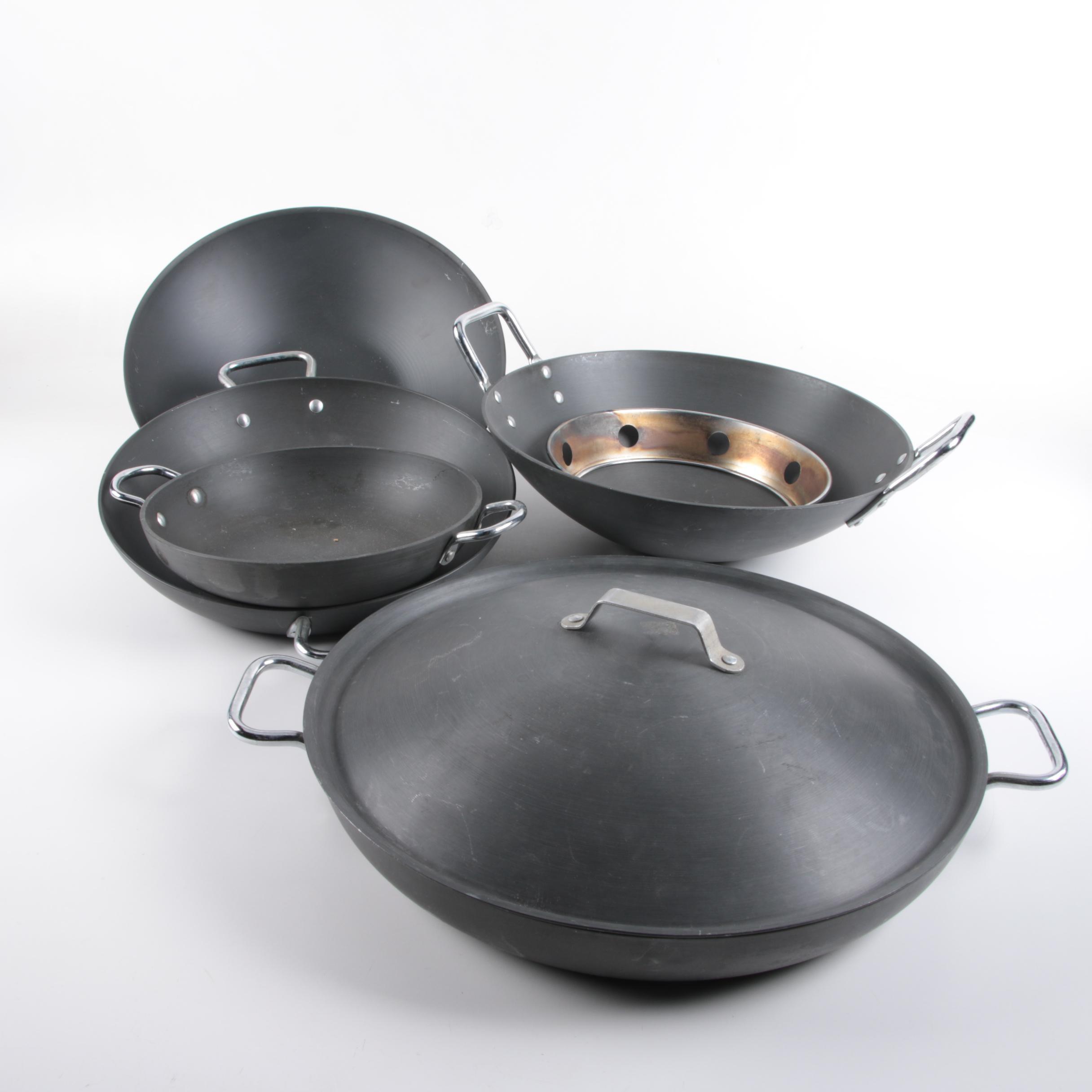 Commercial Aluminum Cookware