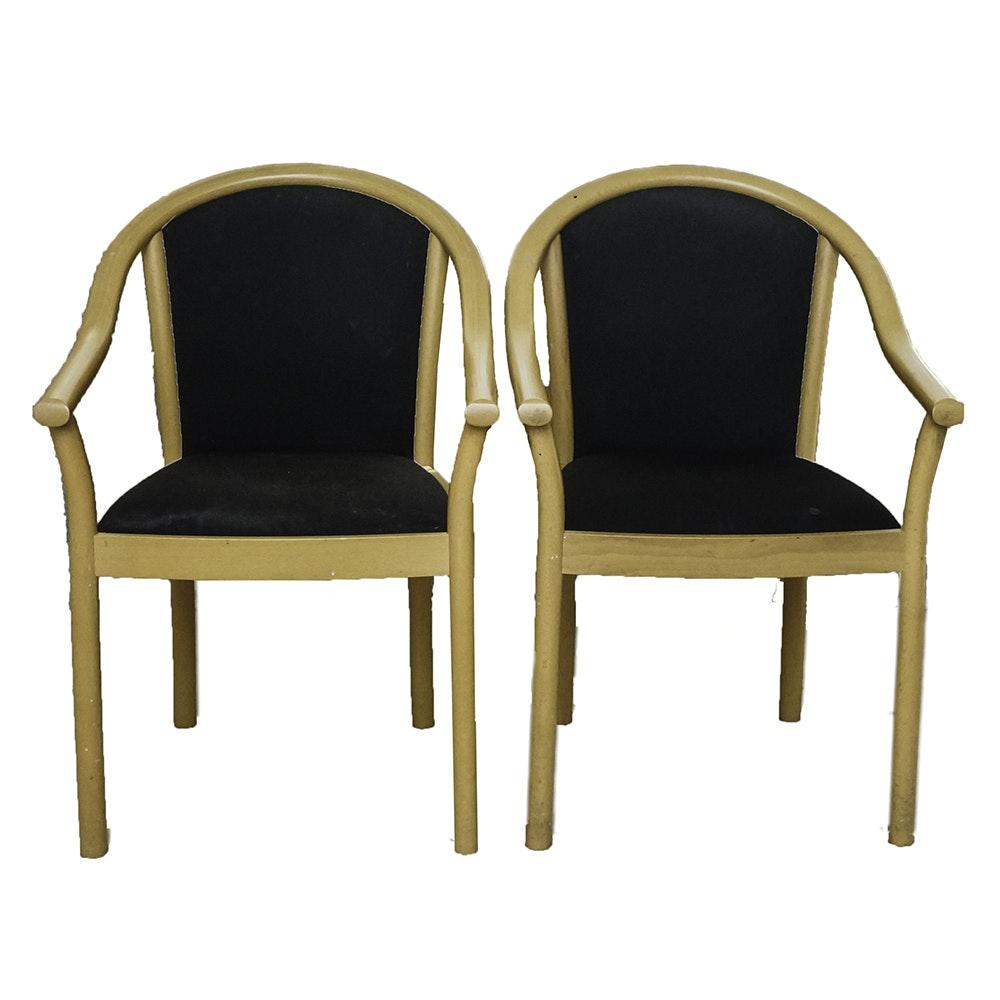 Vintage Modern Armchairs by Domitalia Spa