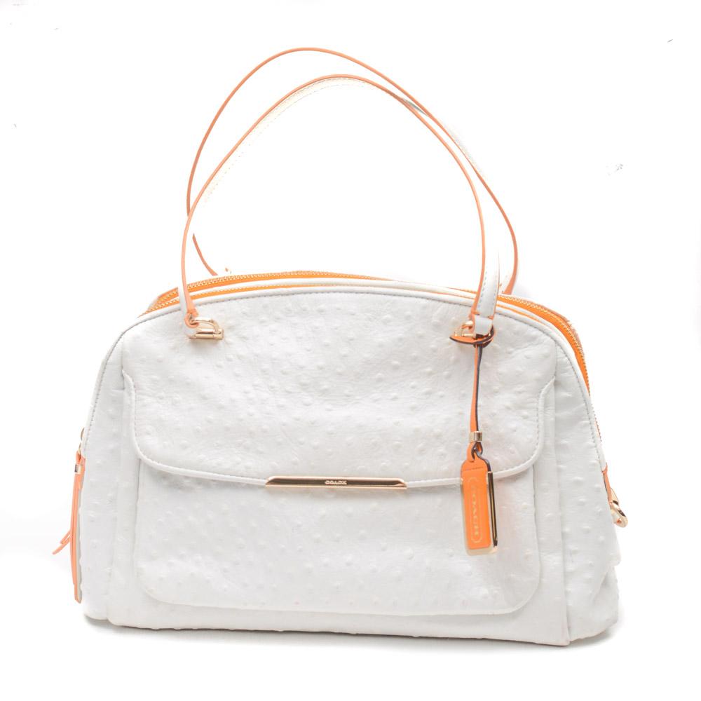 9921284677 netherlands coach nordstrom saks shoulder bag 1d5a2 faf80; shop coach  madison georgie ostrich embossed leather handbag 5e113 af0da