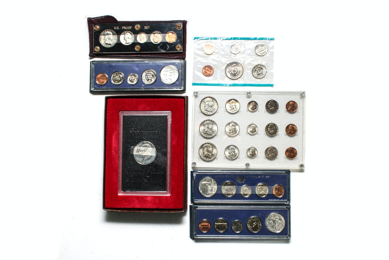 American Mint Set Coin Collections