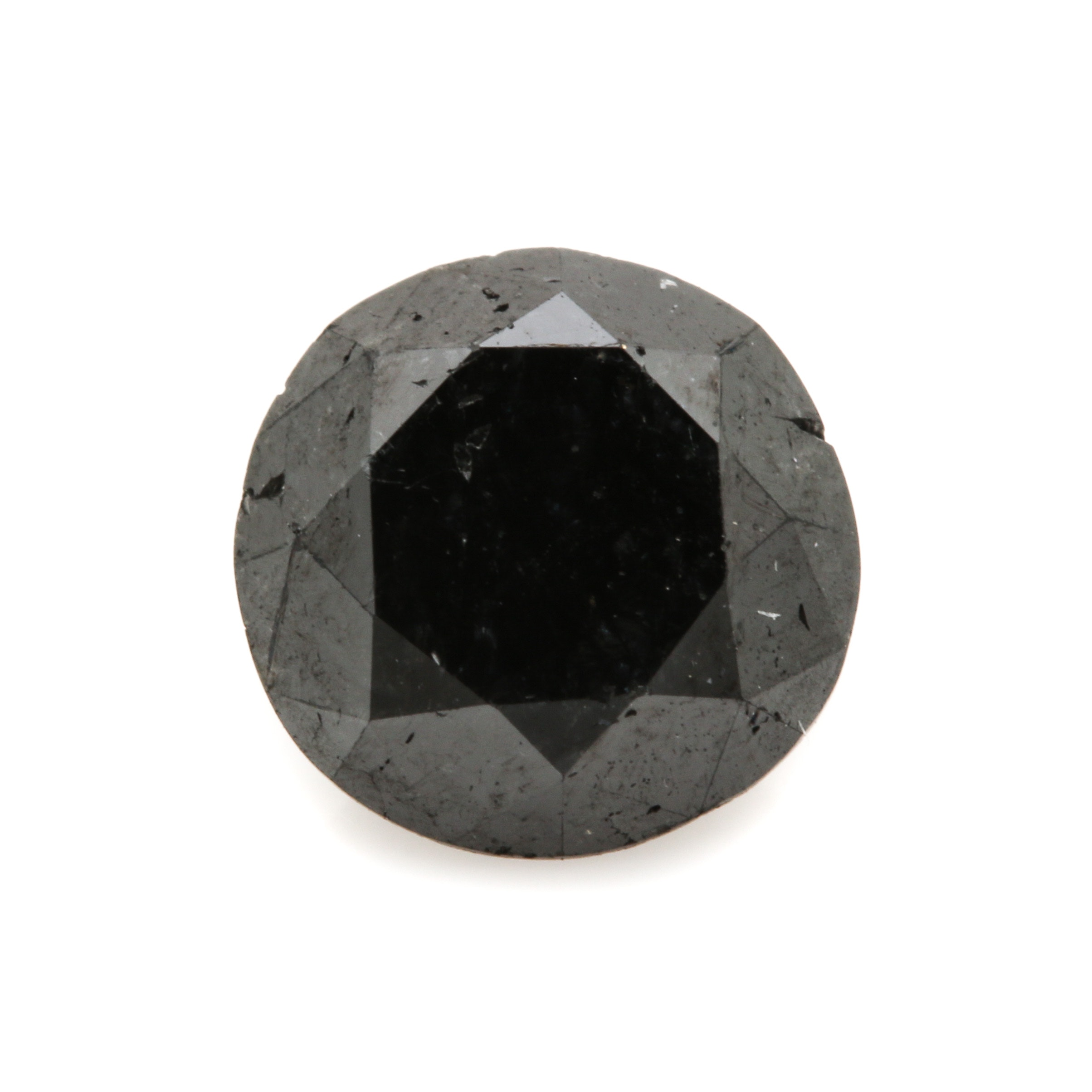 Loose 1.21 CT Black Diamond