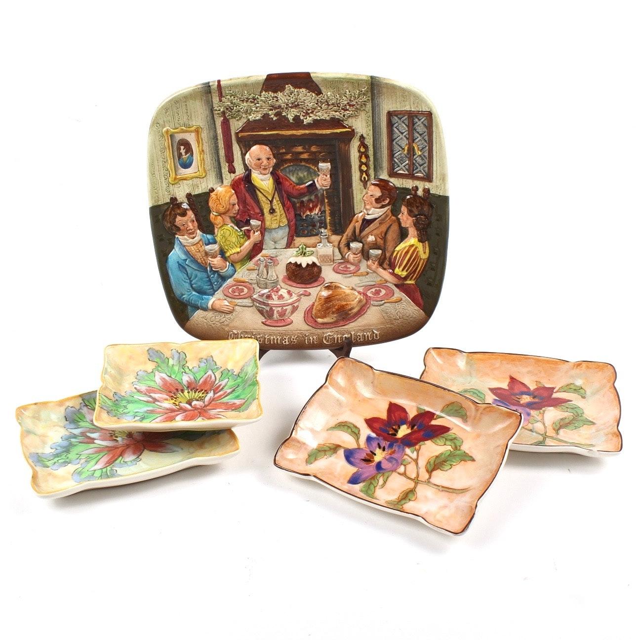 Royal Doulton Decorative Plates