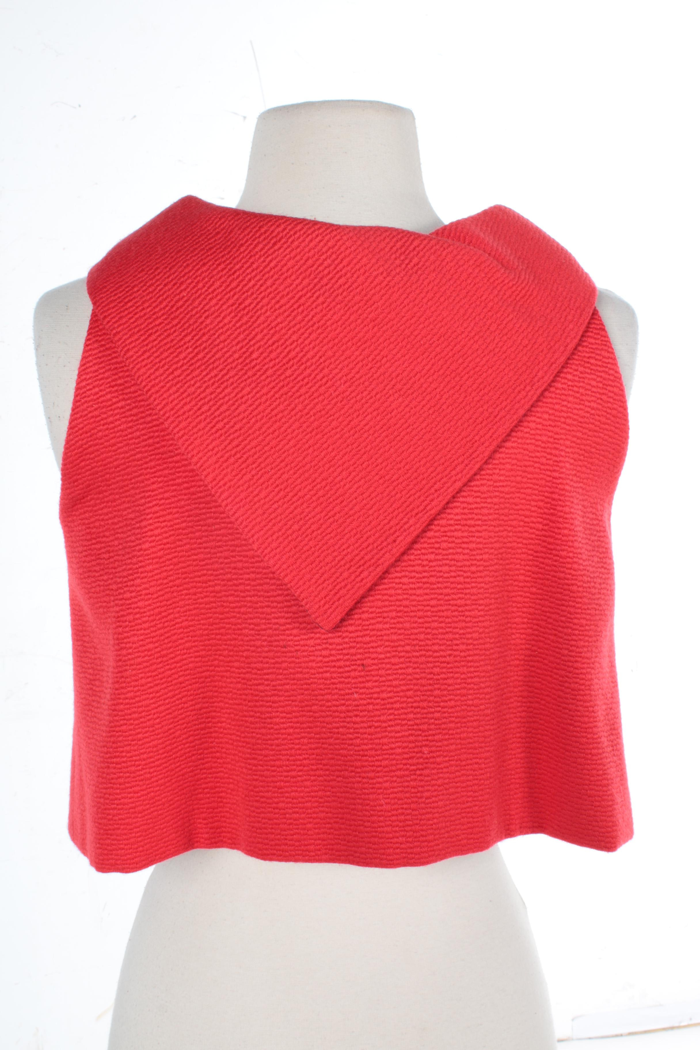 Women's Vintage Cardinali Top