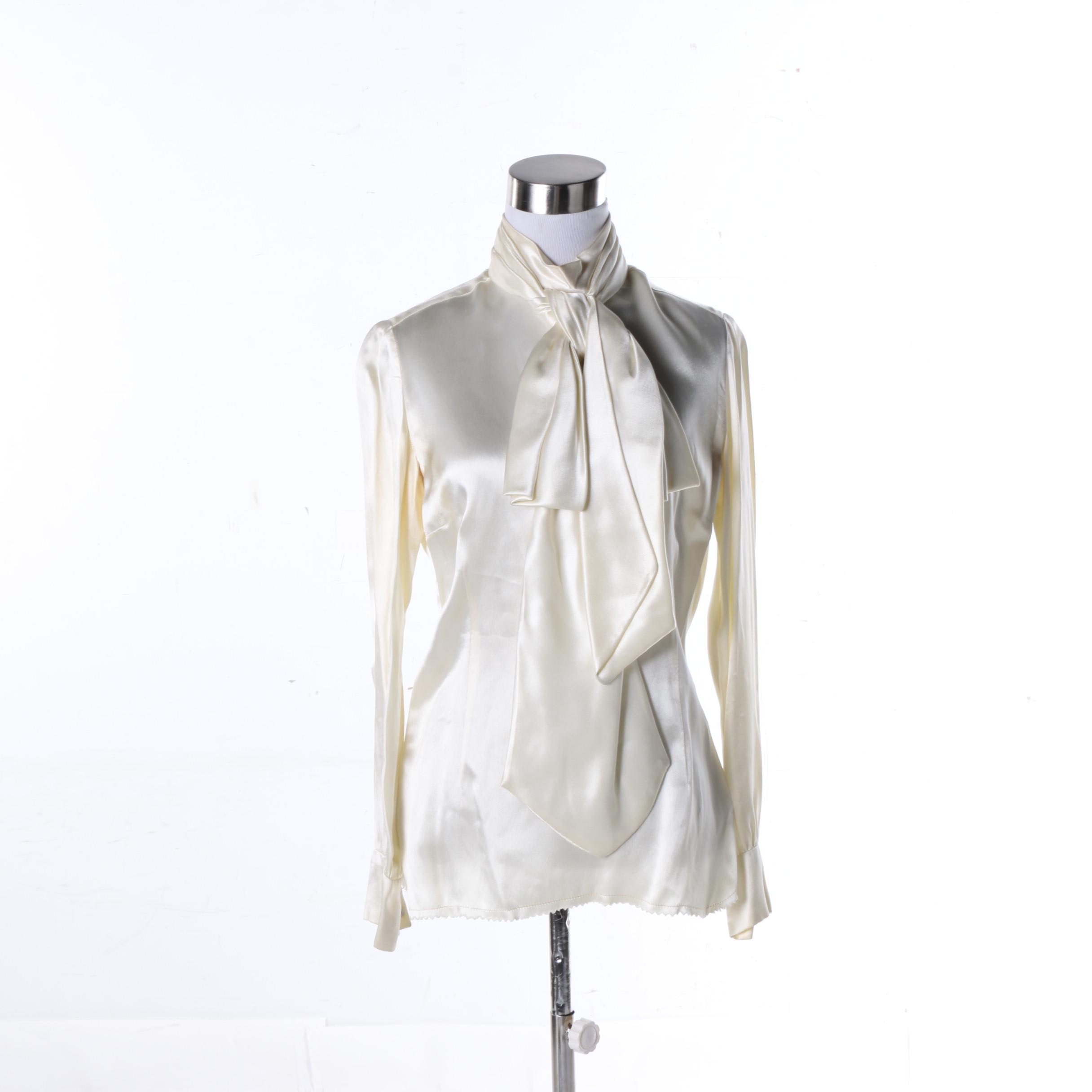 Women's Cardinali Vintage Blouse