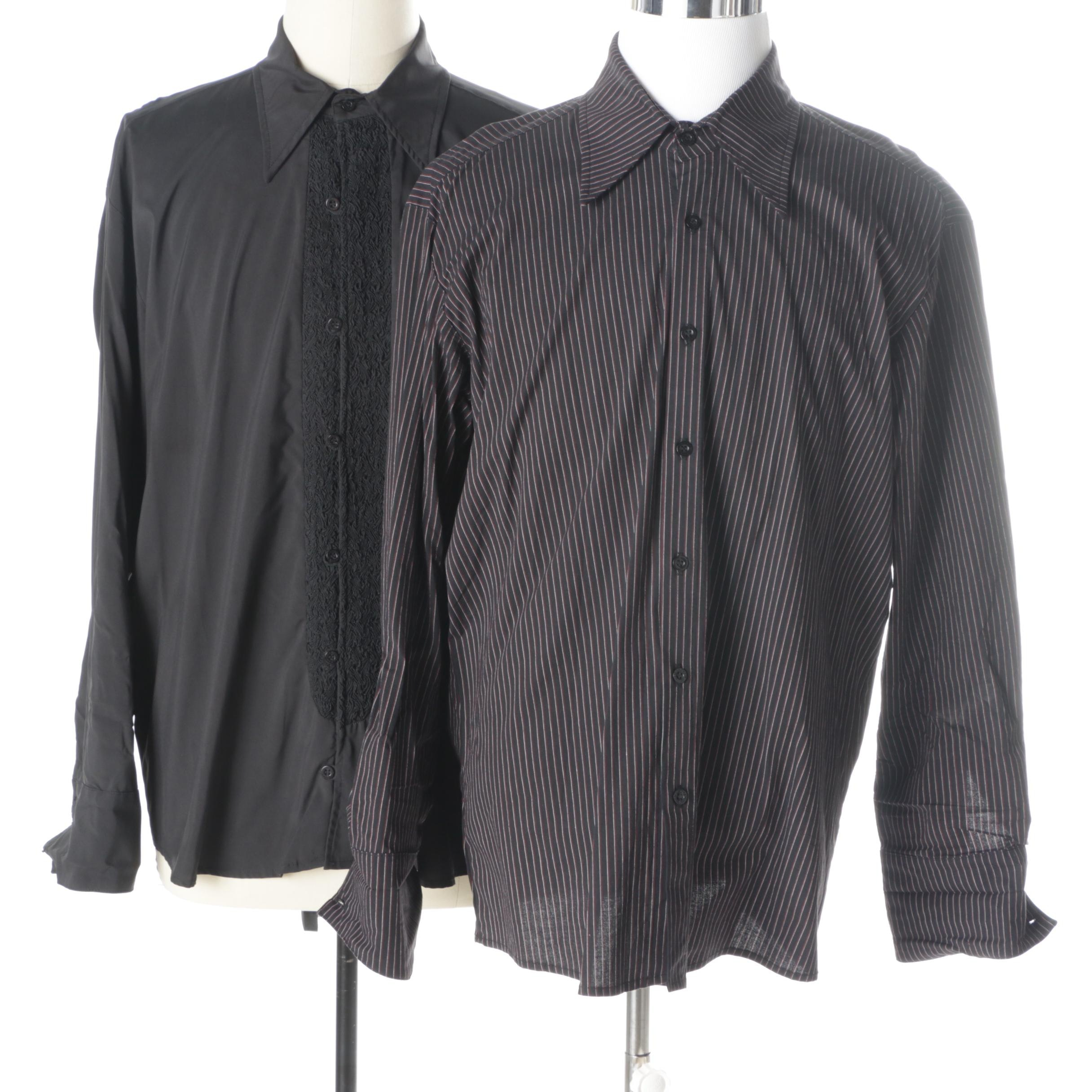 Men's Couture The Clothing Company Button Up Shirts