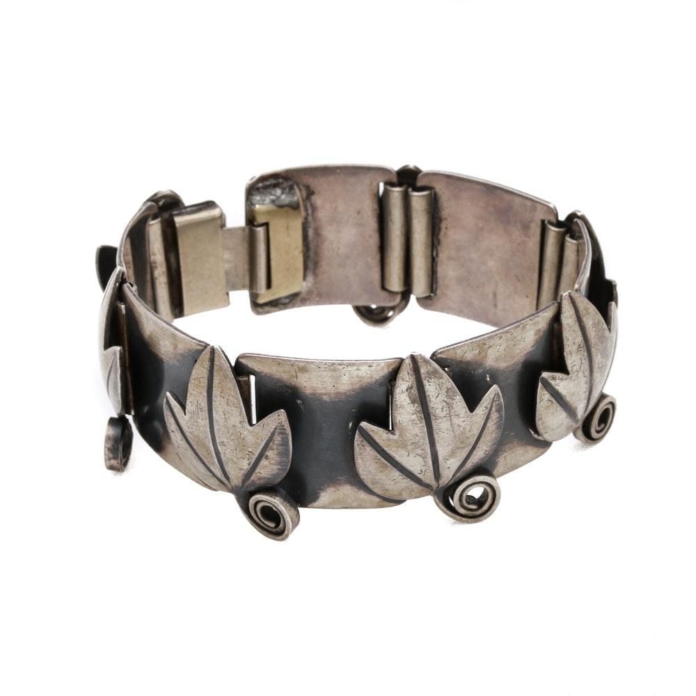 Francisco Rebajes Sterling Silver Bracelet