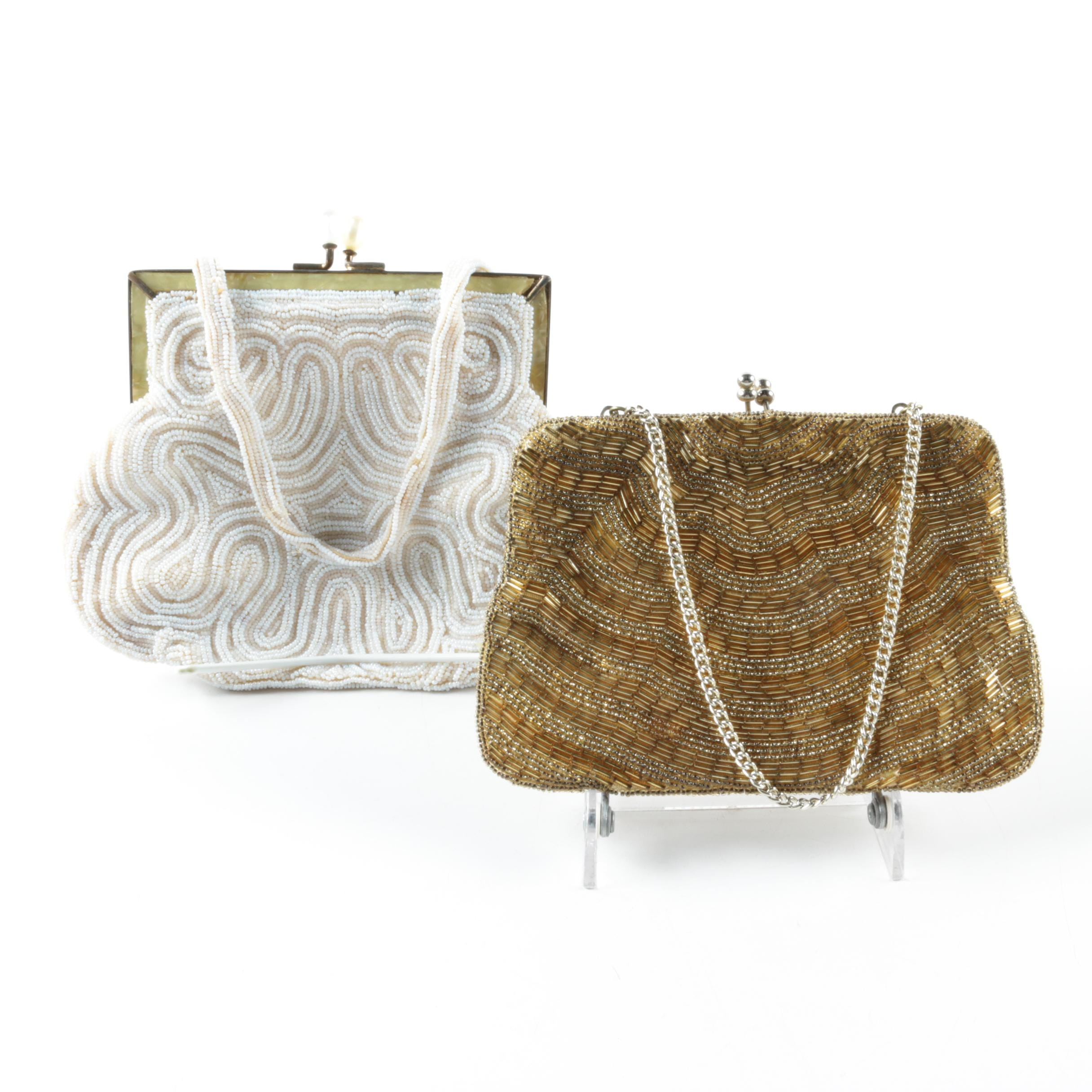 Vintage Beaded Evening Bags