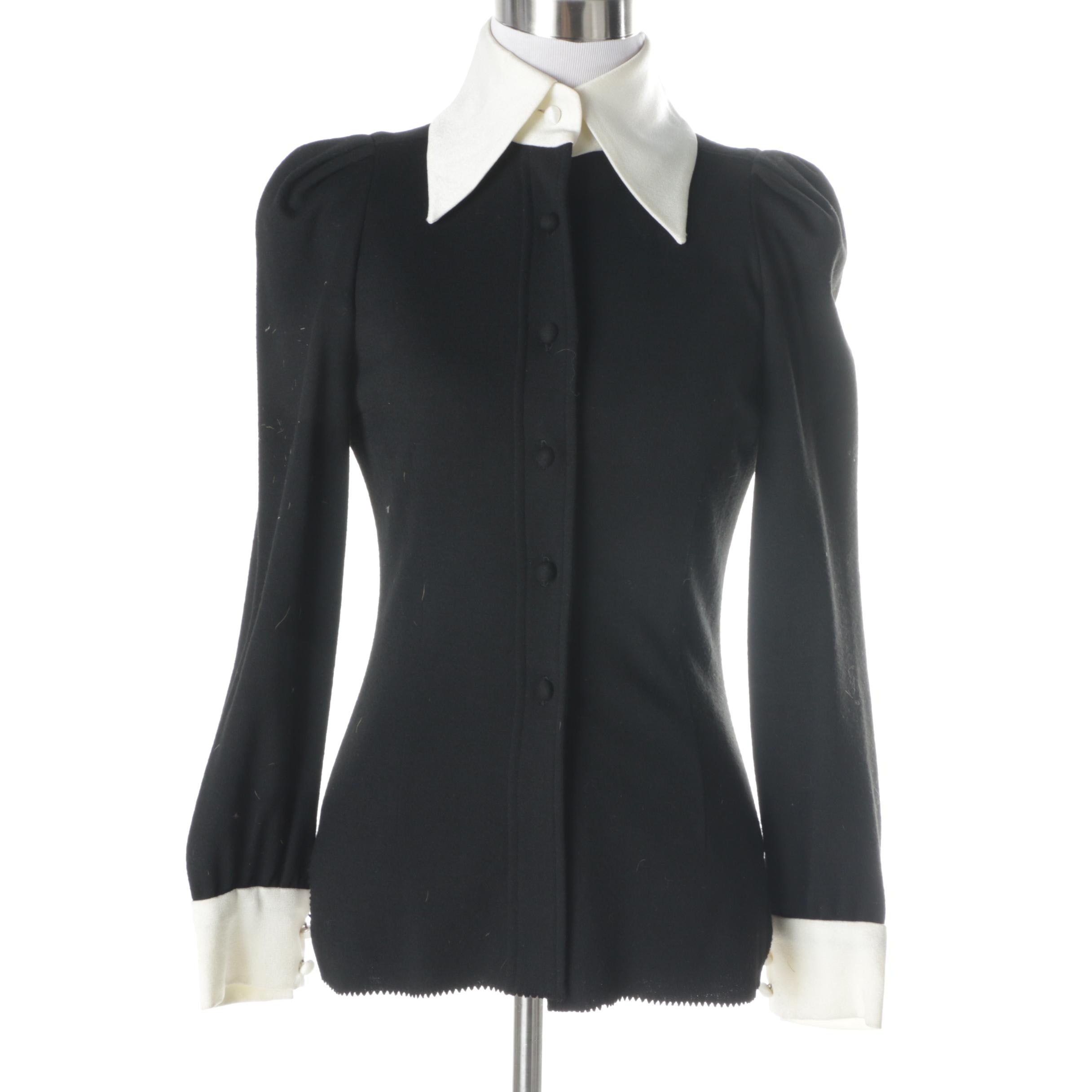 Women's Vintage Cardinali Sweater