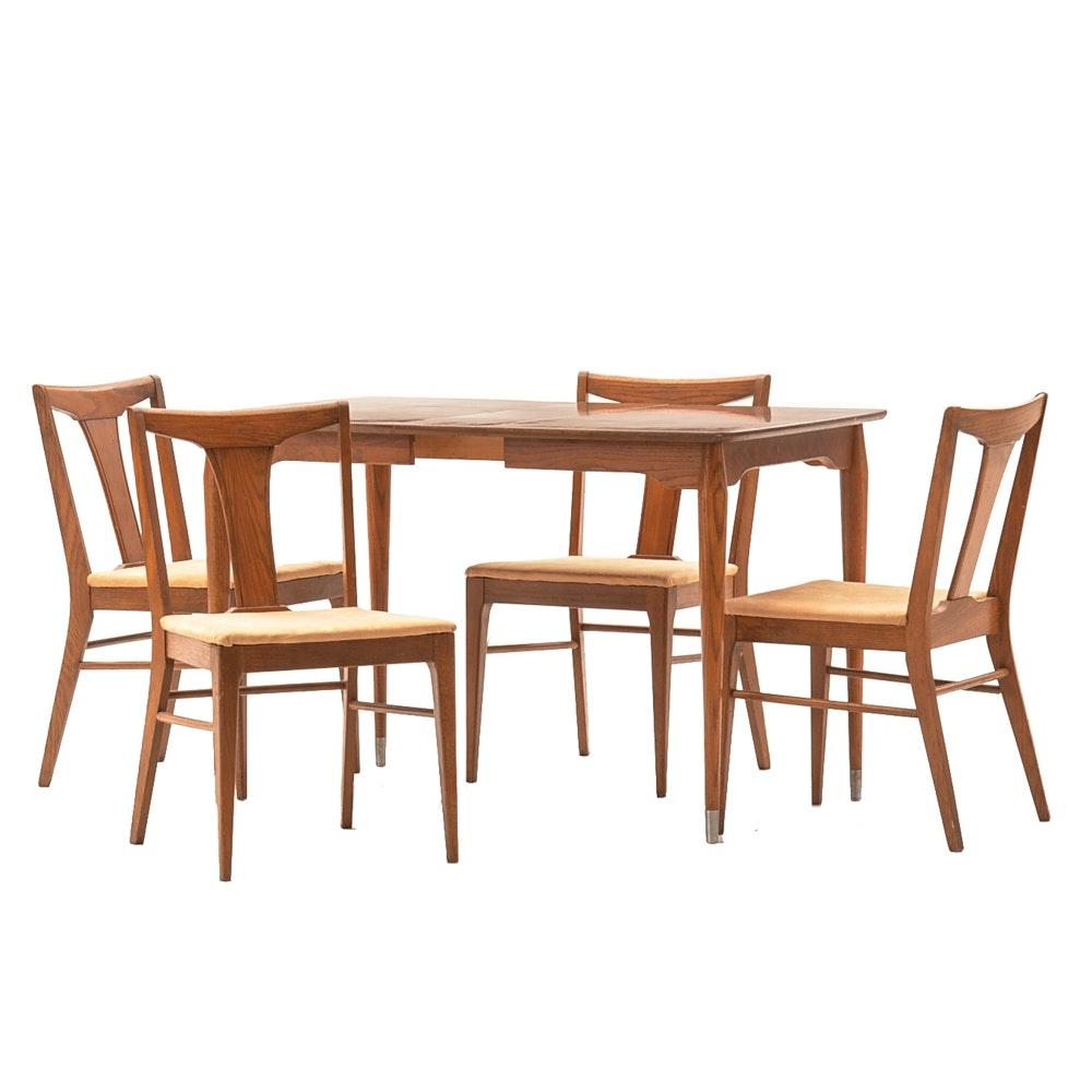 Mid Century Modern Dinette Set by Keller
