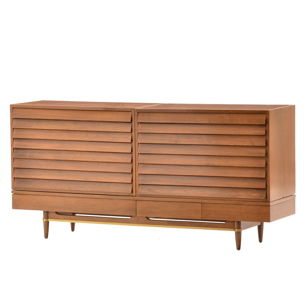 Mid Century Modern Buffet by American Of Martinsville