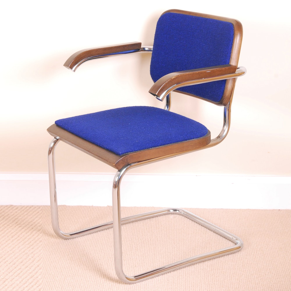 "Marcel Breuer Mid Century Modern ""Cesca"" Chair by Thonet"
