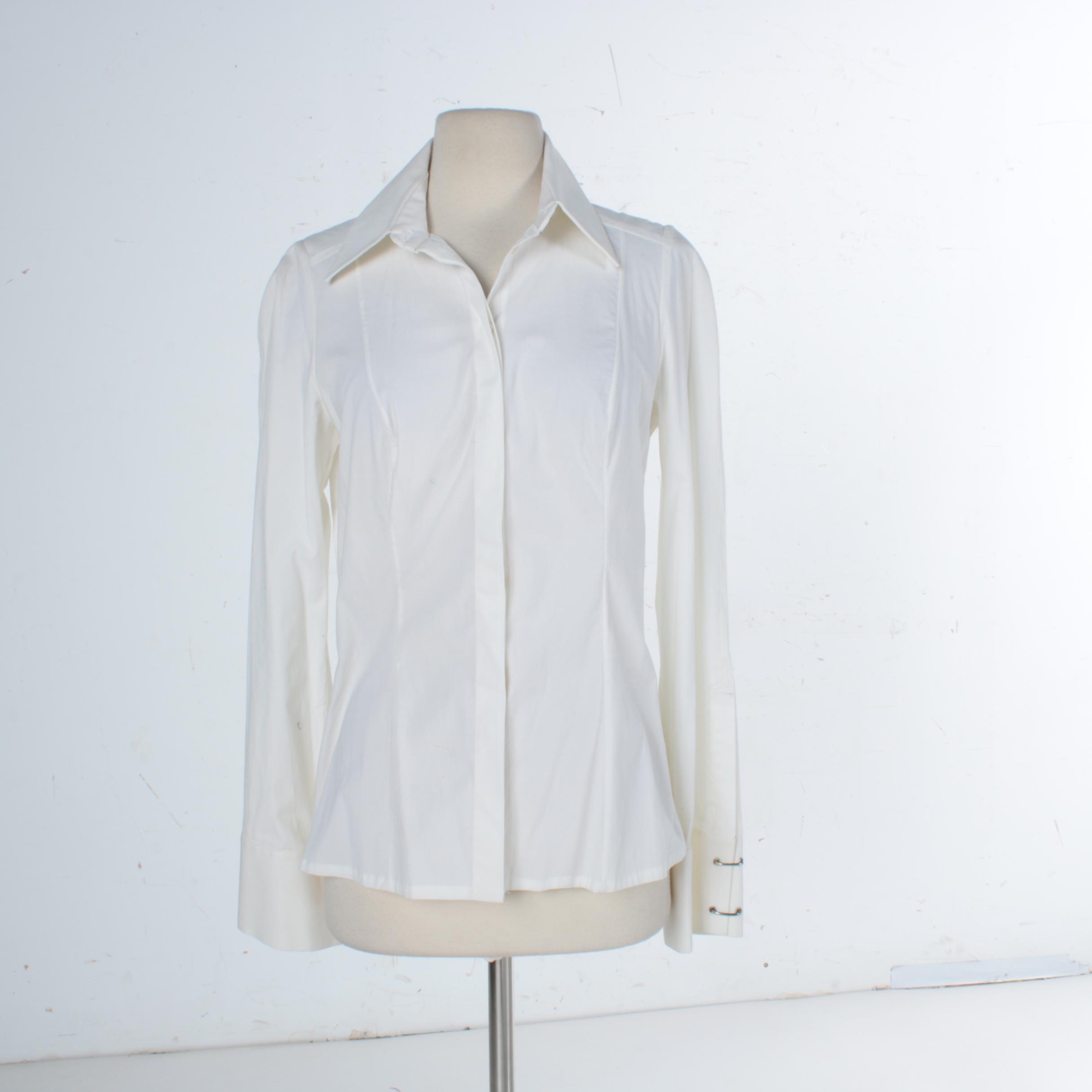 Paco Rabanne Long Sleeve Blouse