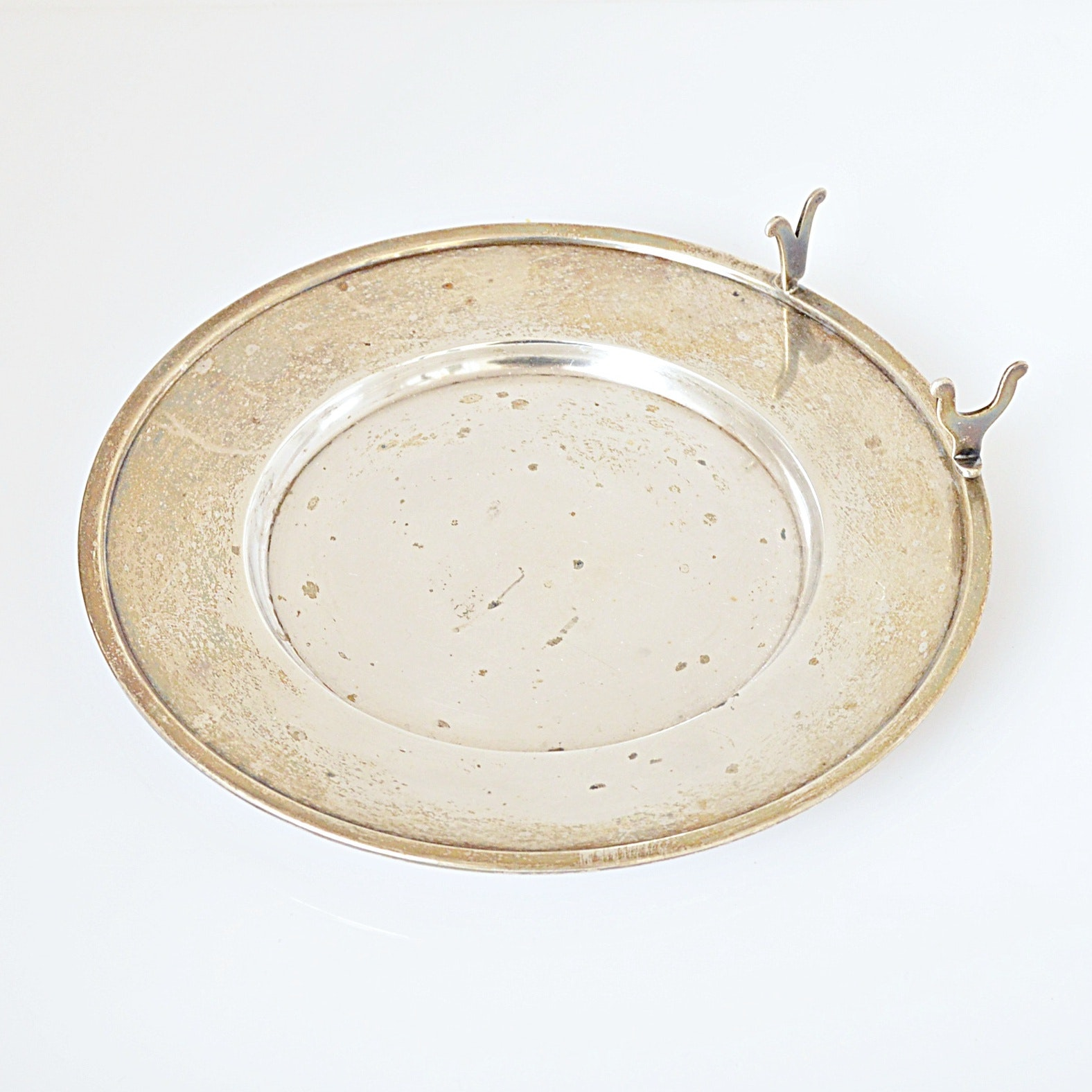 Vintage Webster Co. Sterling Silver Bread and Butter Plate