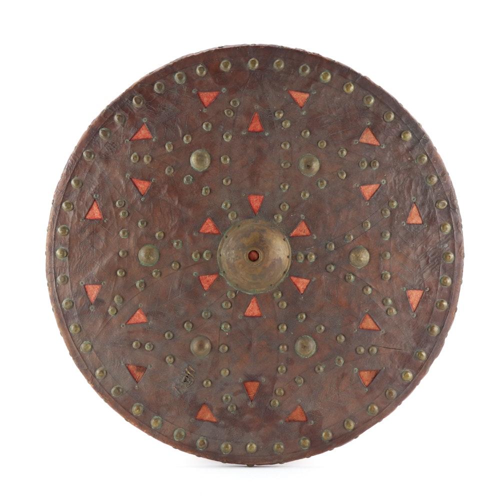 Gary Birch Scottish Targe-Style Shield