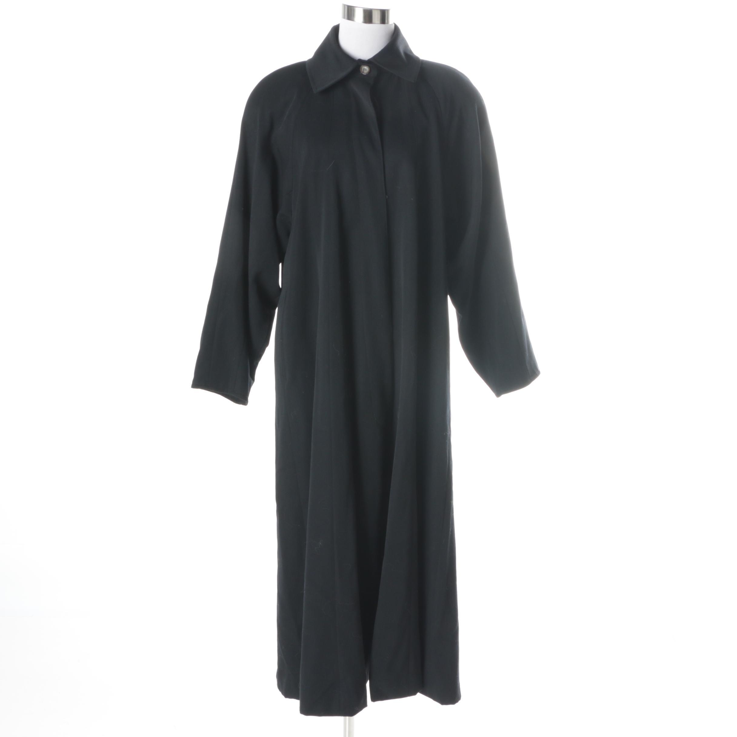 Women's Vintage Harvé Benard Wool Coat