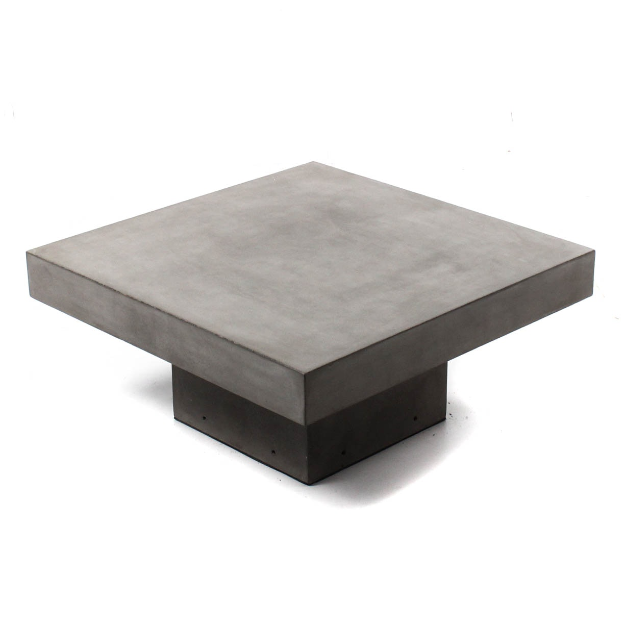 Modernist Concrete Coffee Table