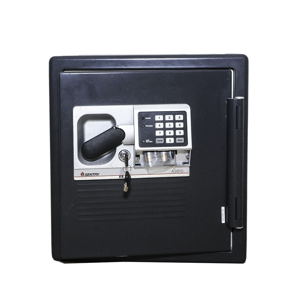 Sentry A3810 Electronic Fire Safe