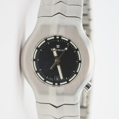 TAG Heuer Stainless Steel Wristwatch