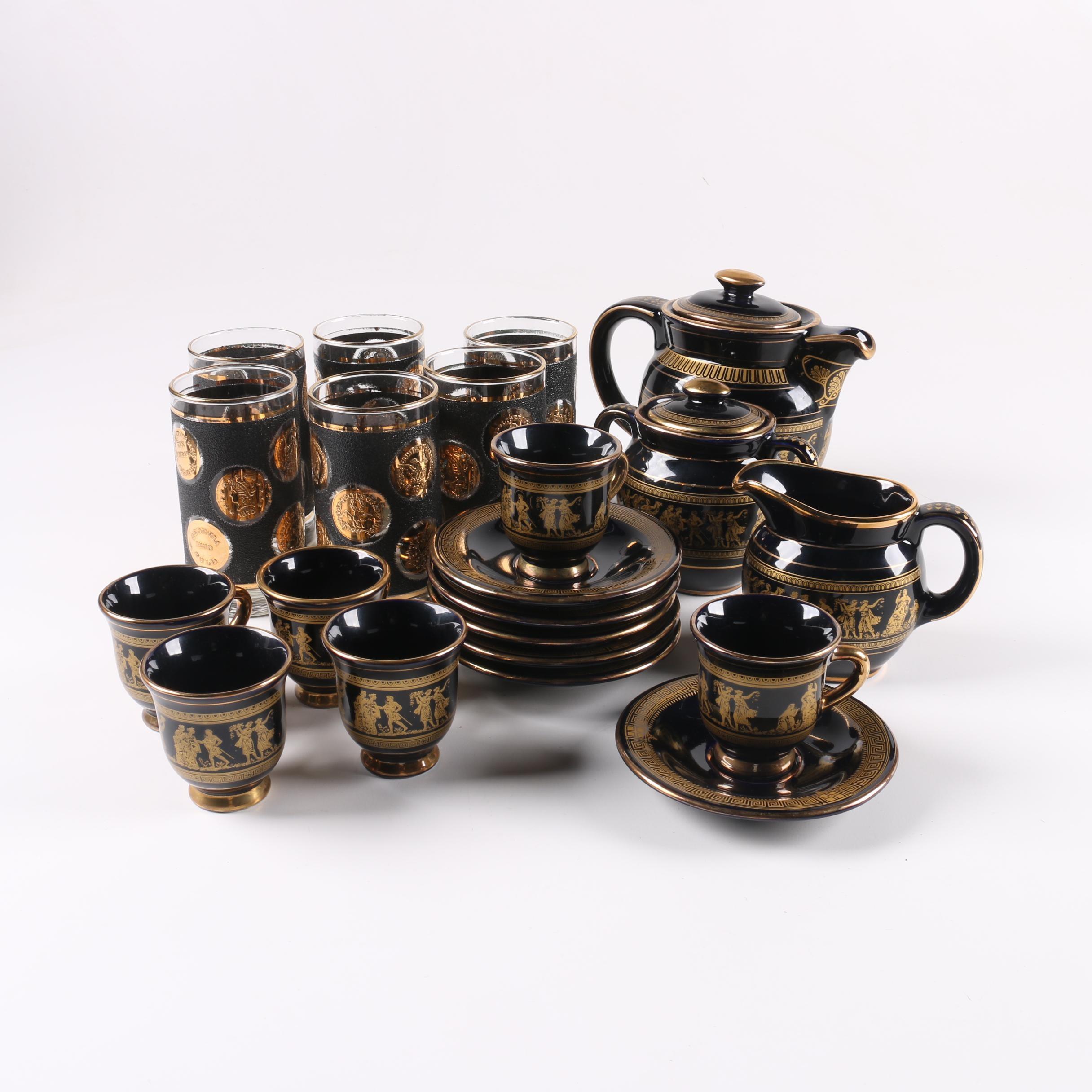 I. Spyropoulos Tableware