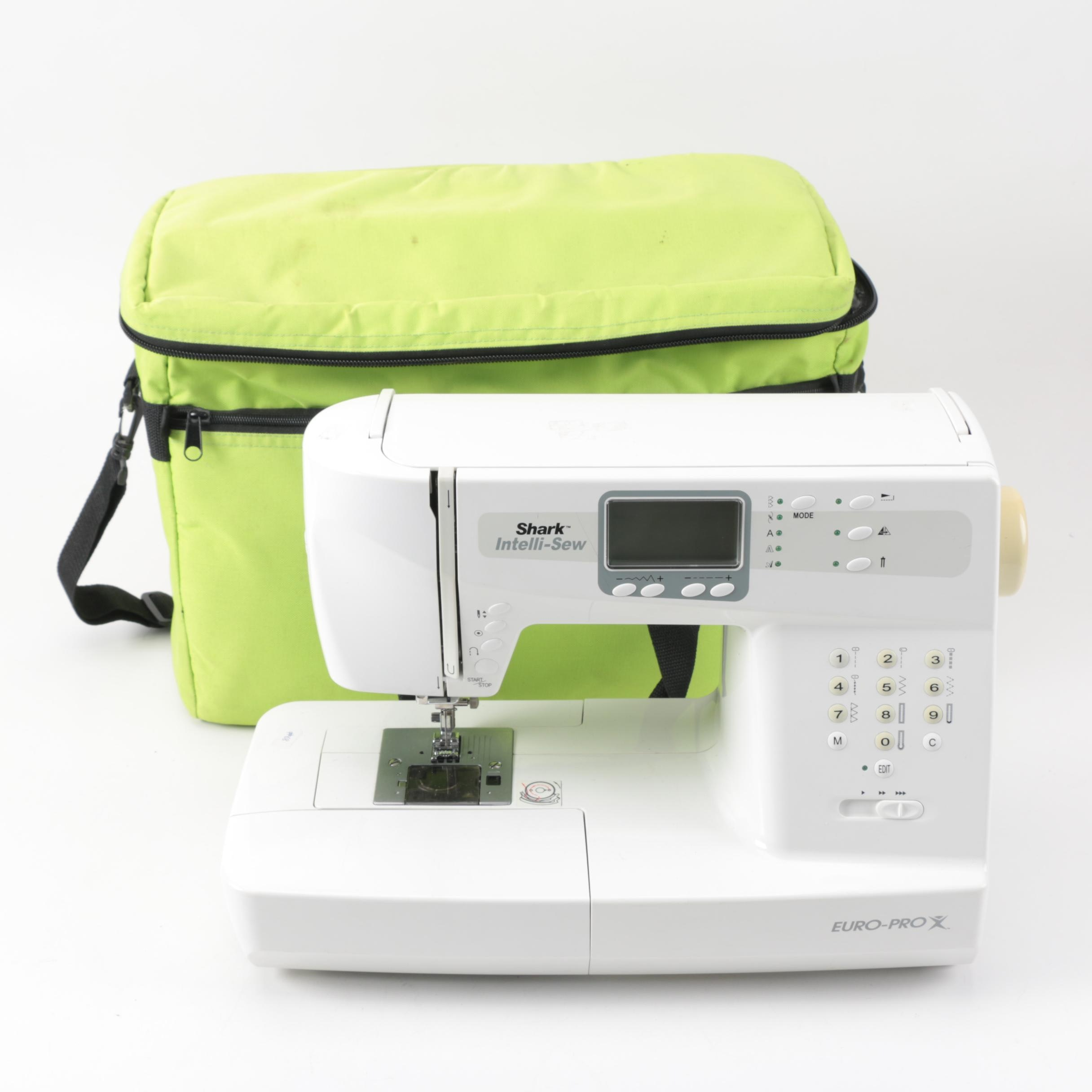 "Shark ""Euro Pro X"" Sewing Machine"