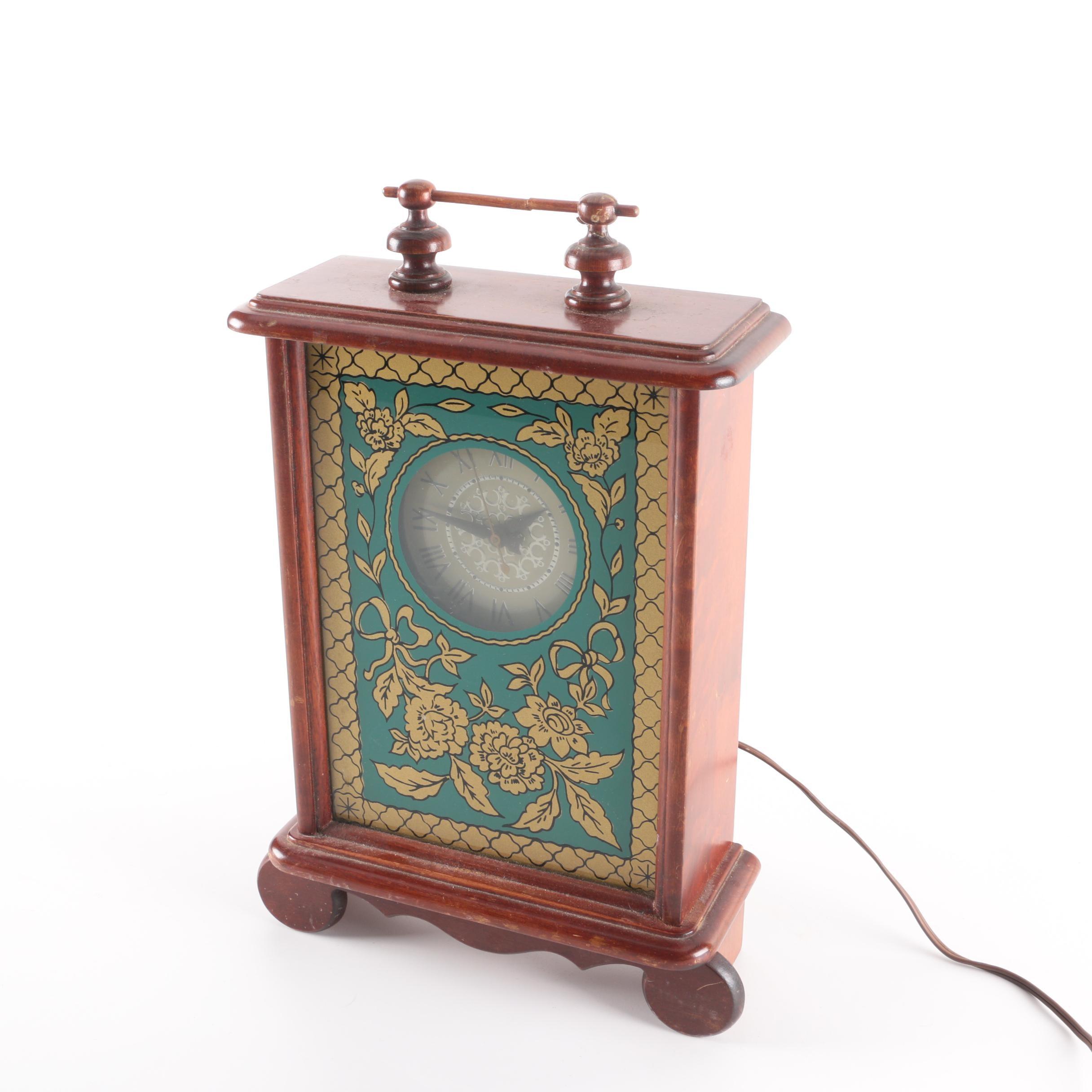 Carl Forslund American Mantel Clock