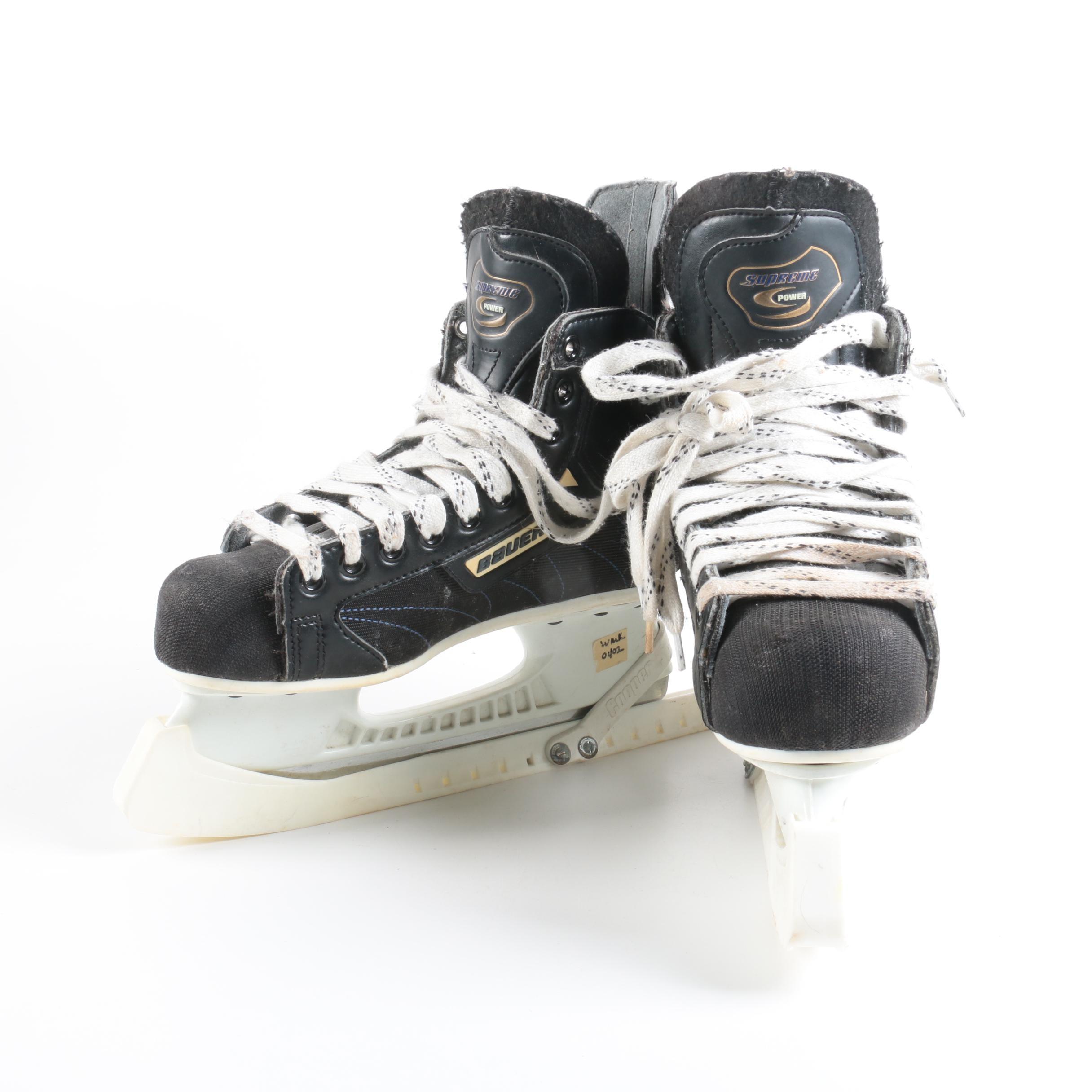 Bauer Supreme 1000 Ice Hockey Skates