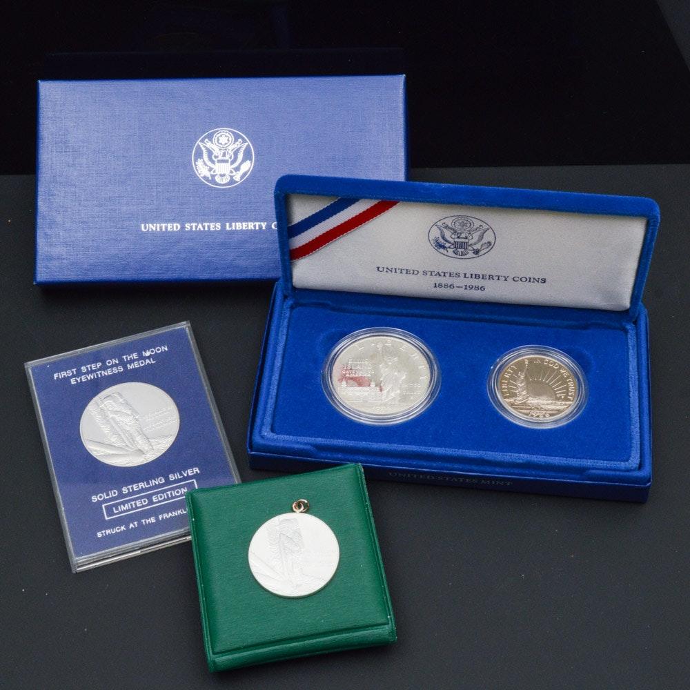 Silver Commemorative Coinage