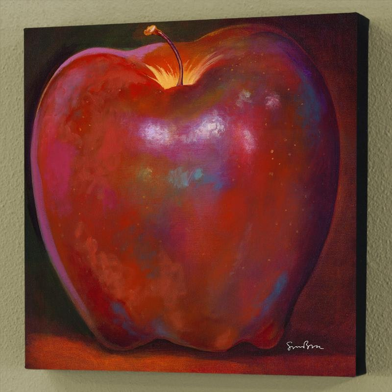 """Apple Wood Reflections"" Limited Edition Giclee"