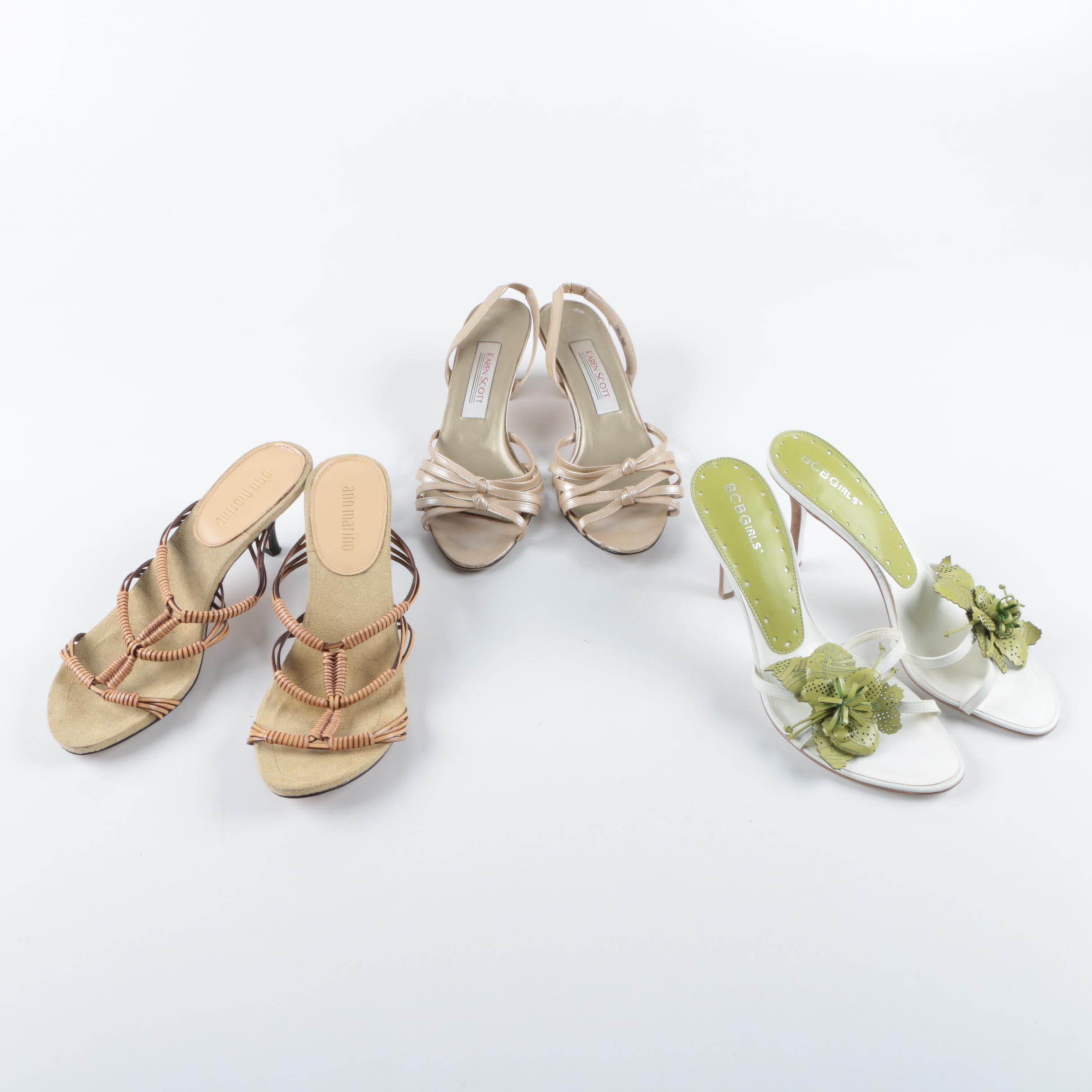 Women's High Heeled Shoes, Including BCBGirls