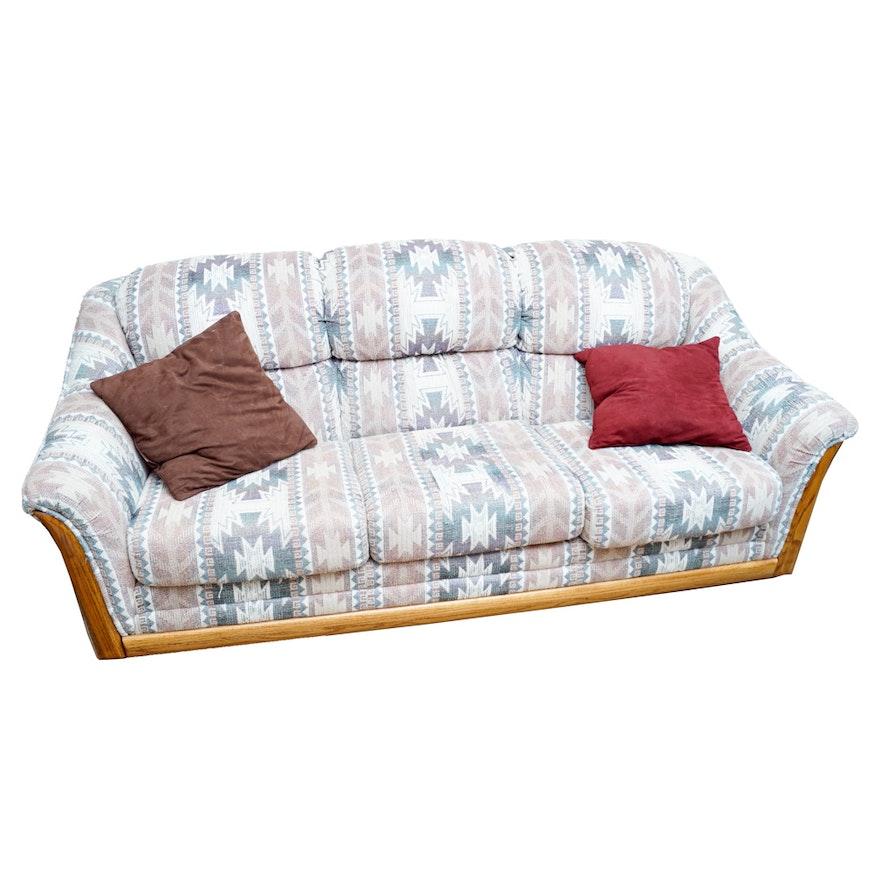 Southwestern Style Sofa By Yellowstone
