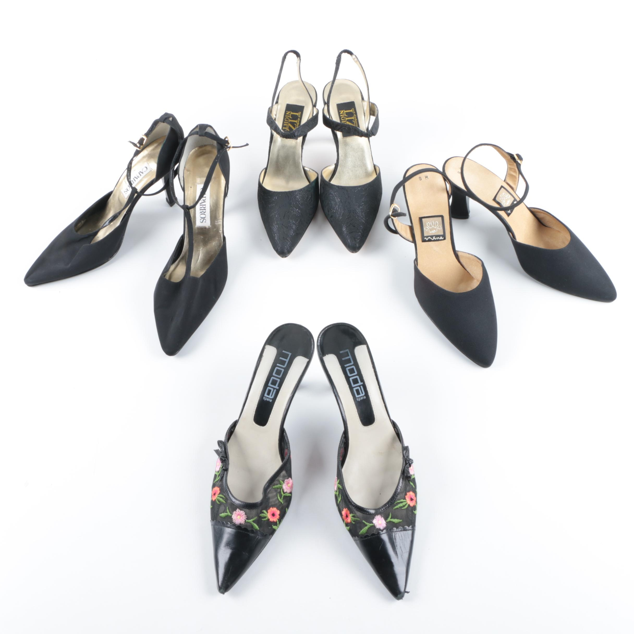 Women's High Heeled Shoes, Including Moda