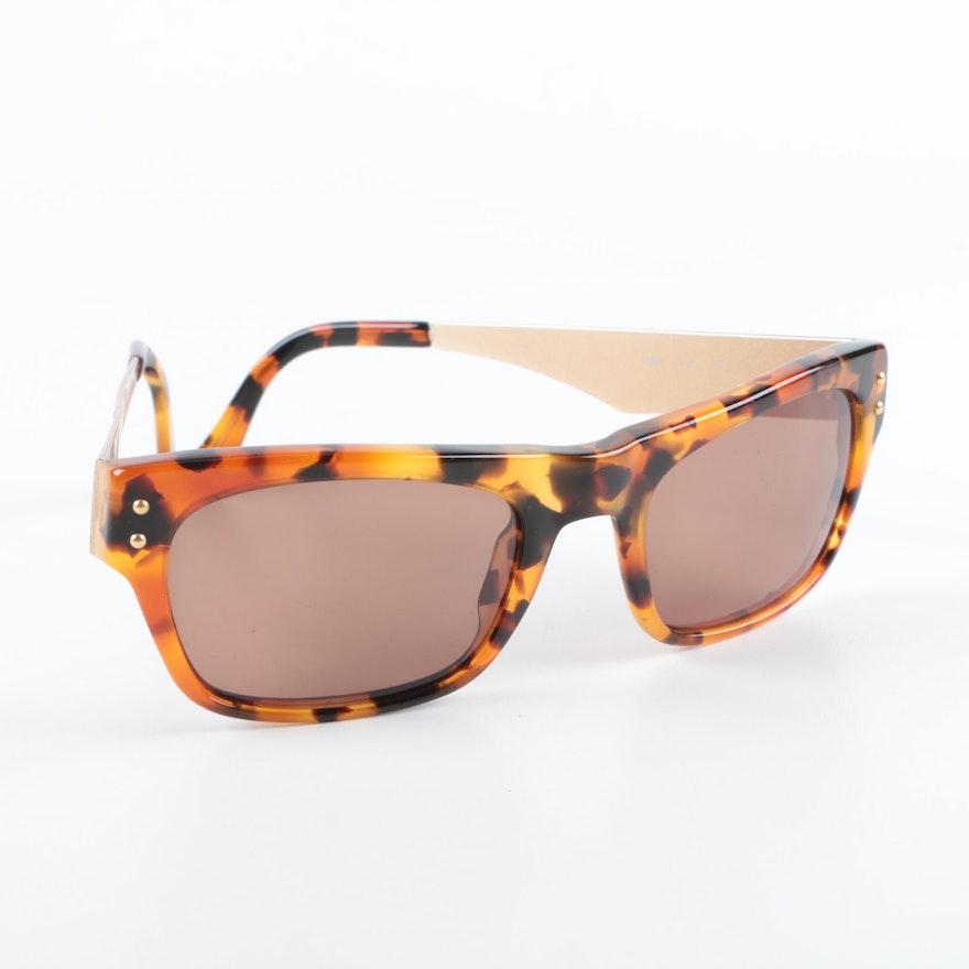 06ef1a9b97 Valentino V624 145 Sunglasses   EBTH