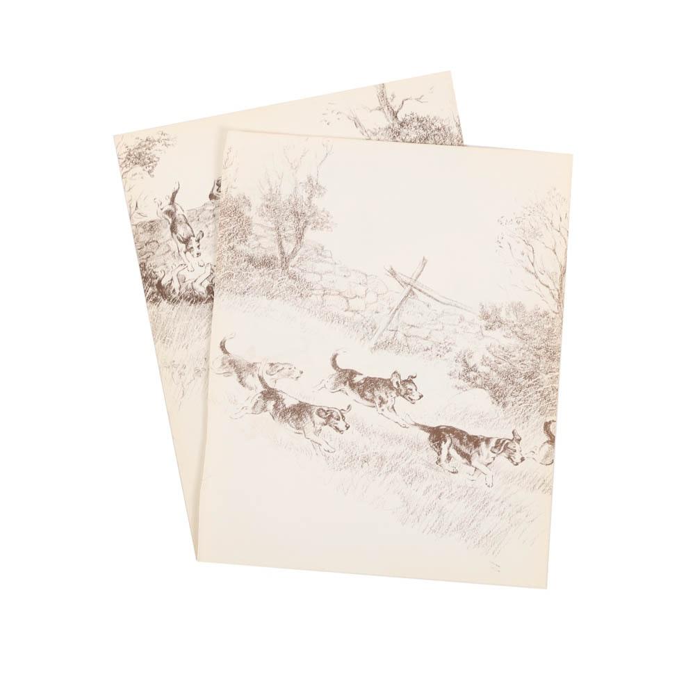 20th Century Halftone Prints
