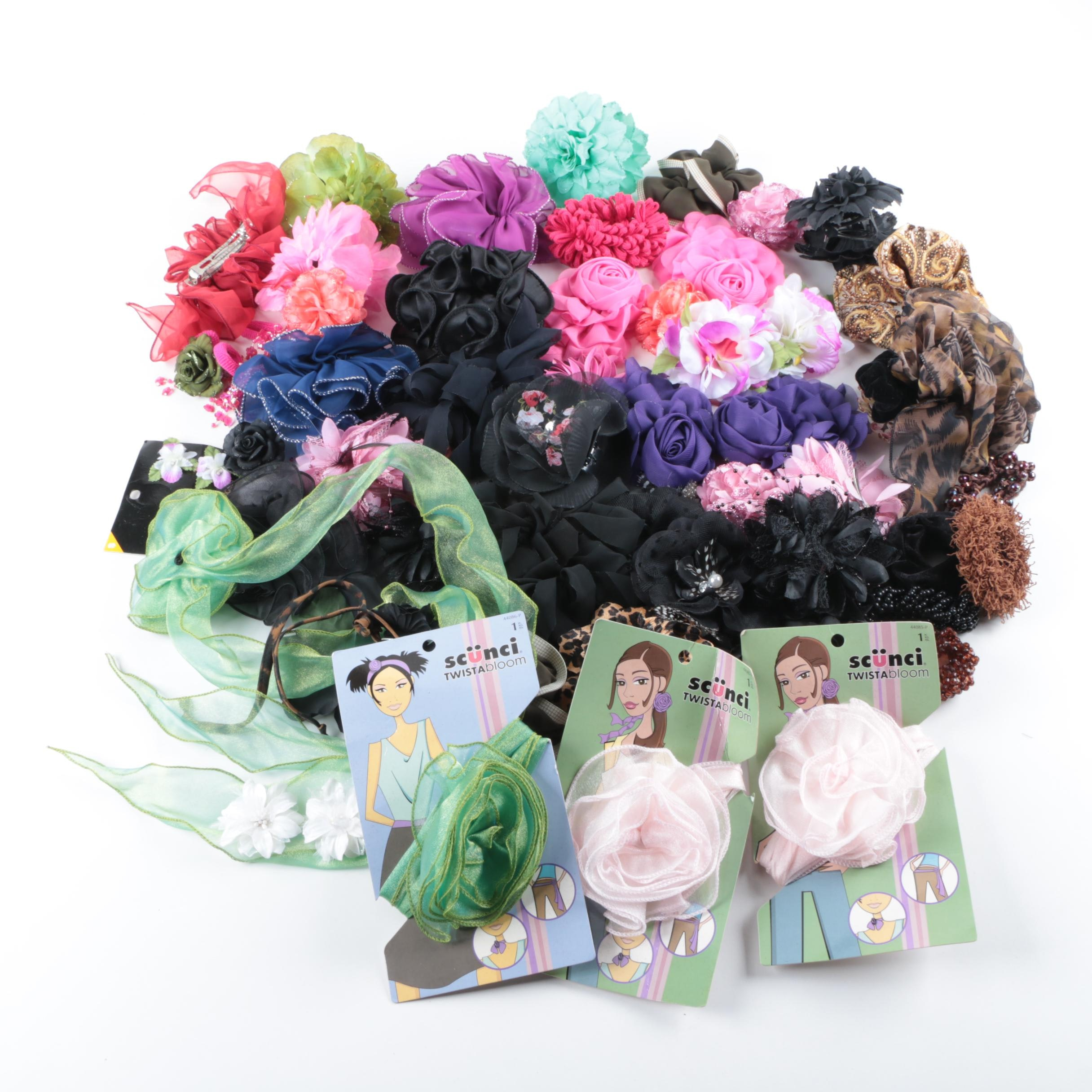 Hair Accessories Including Scünci