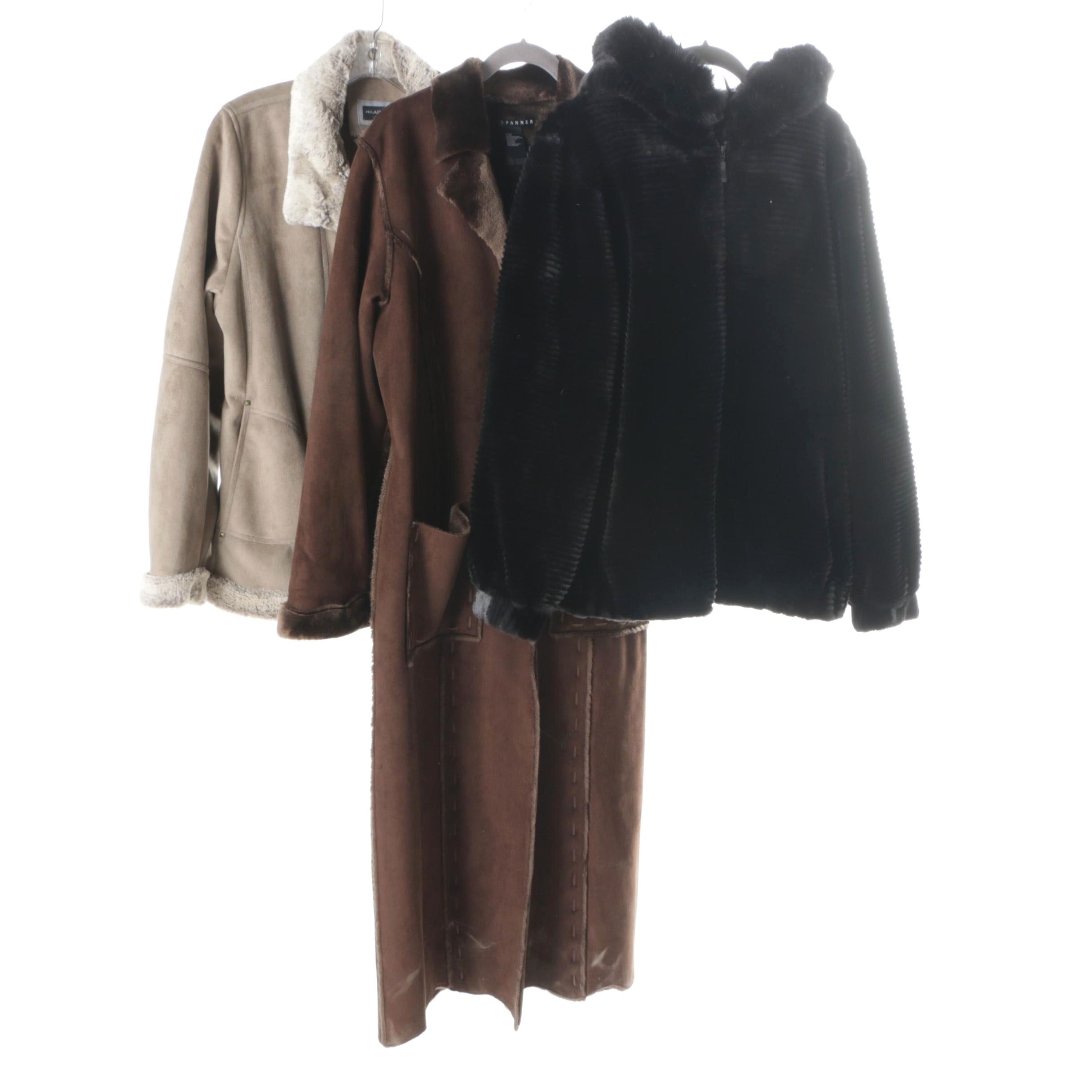 Women's Coats Including Gallery and Hilary Radley