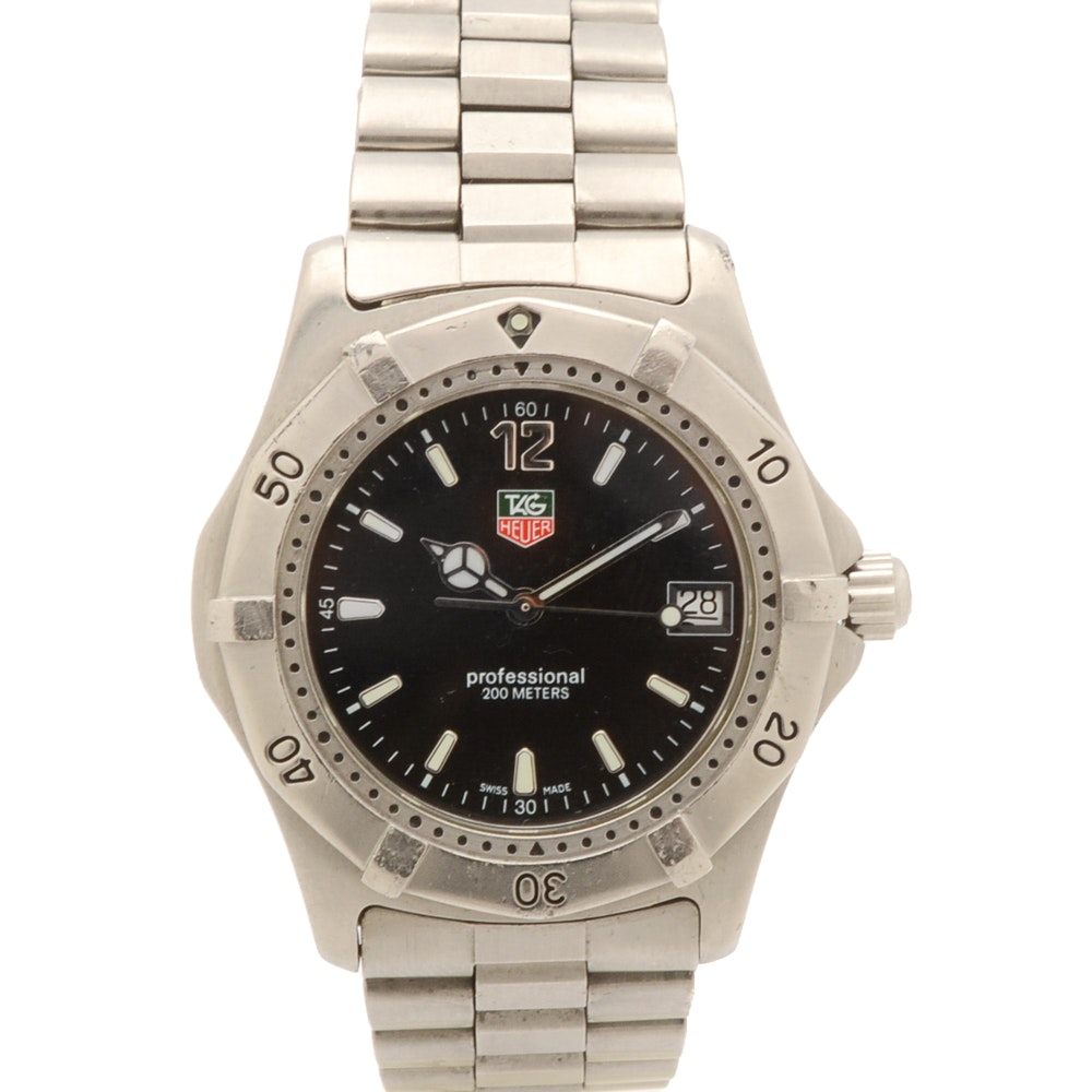 TAG Heuer Professional Wristwatch
