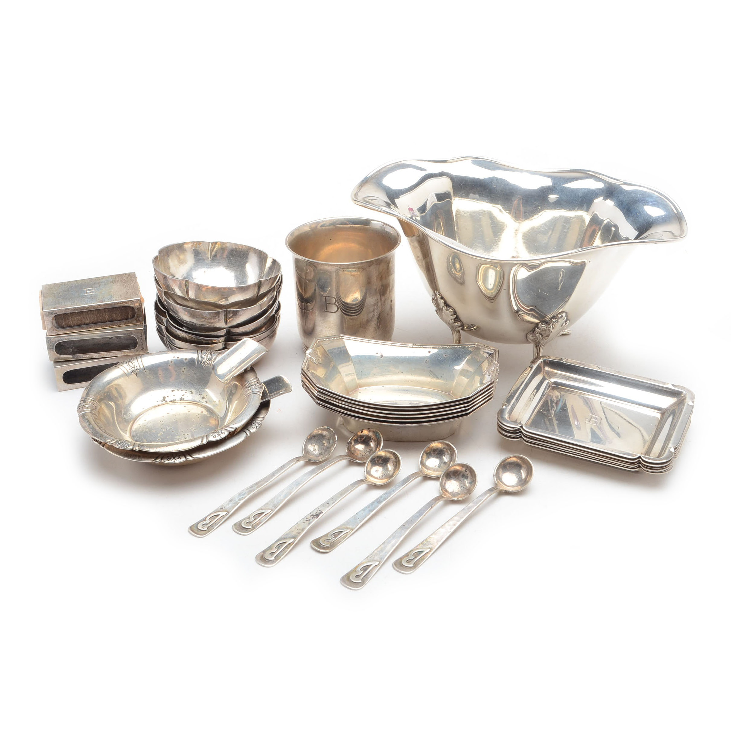 S. Kirk & Son, Watson and Other Sterling Silver Tableware