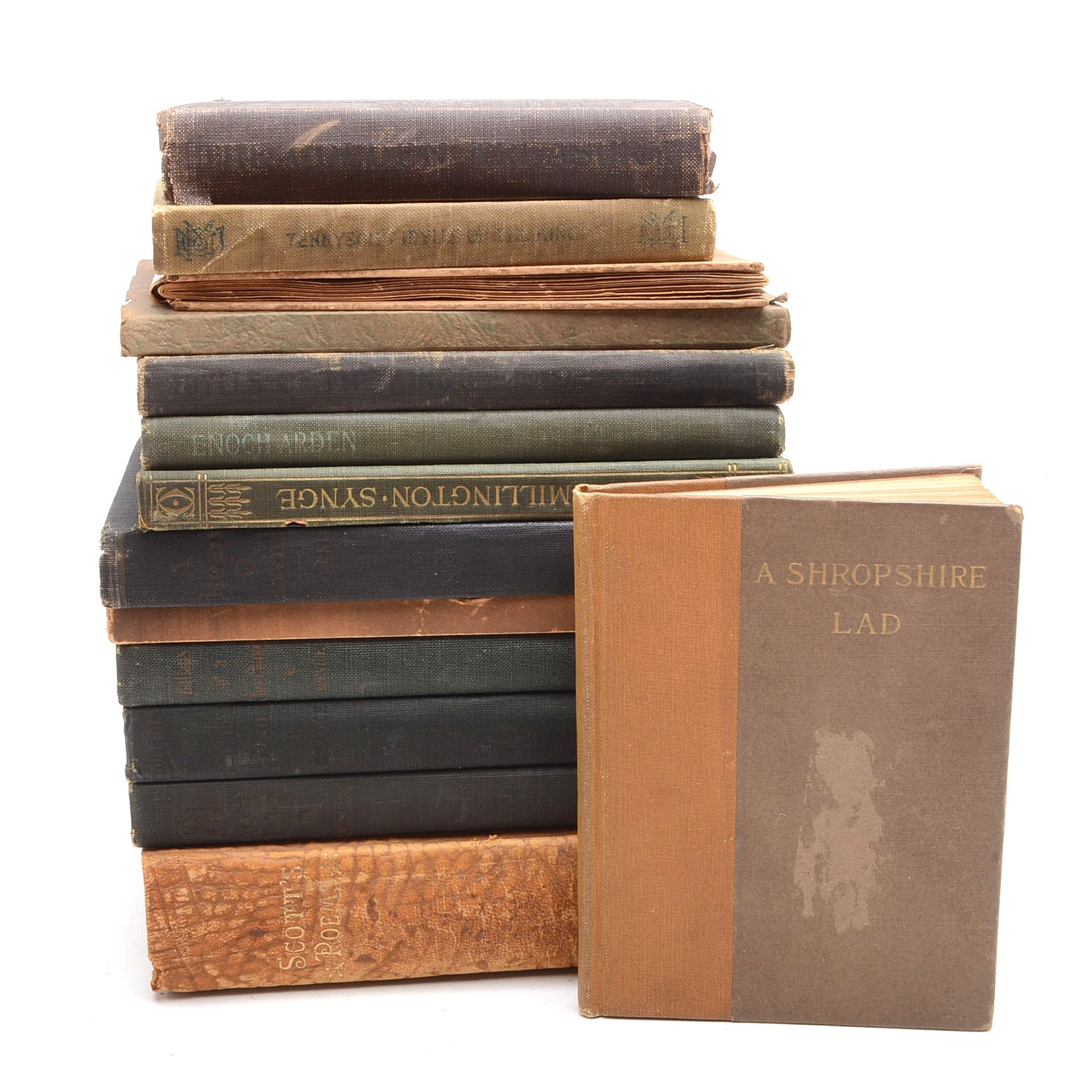 Vintage and Antique Literary Collection