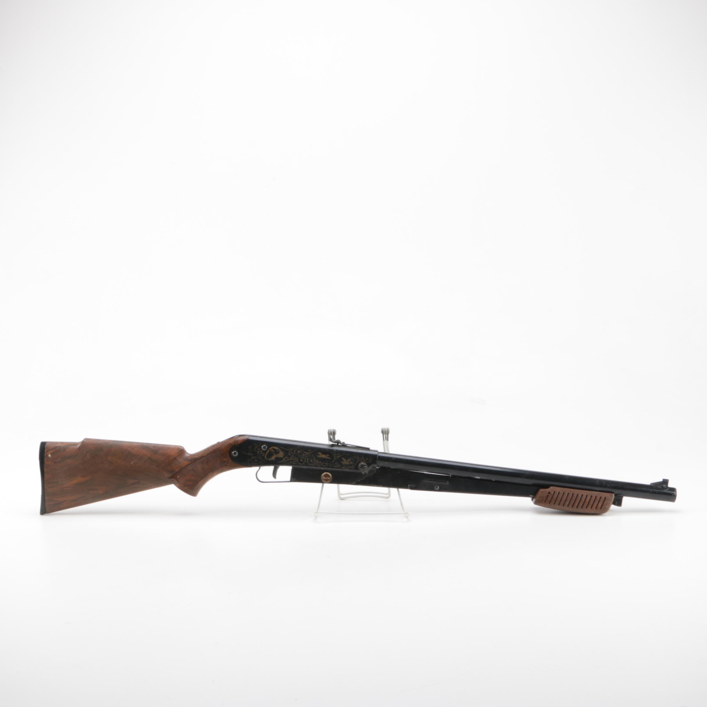 Vintage Natural Wood Daisy Model 1894 BB Gun