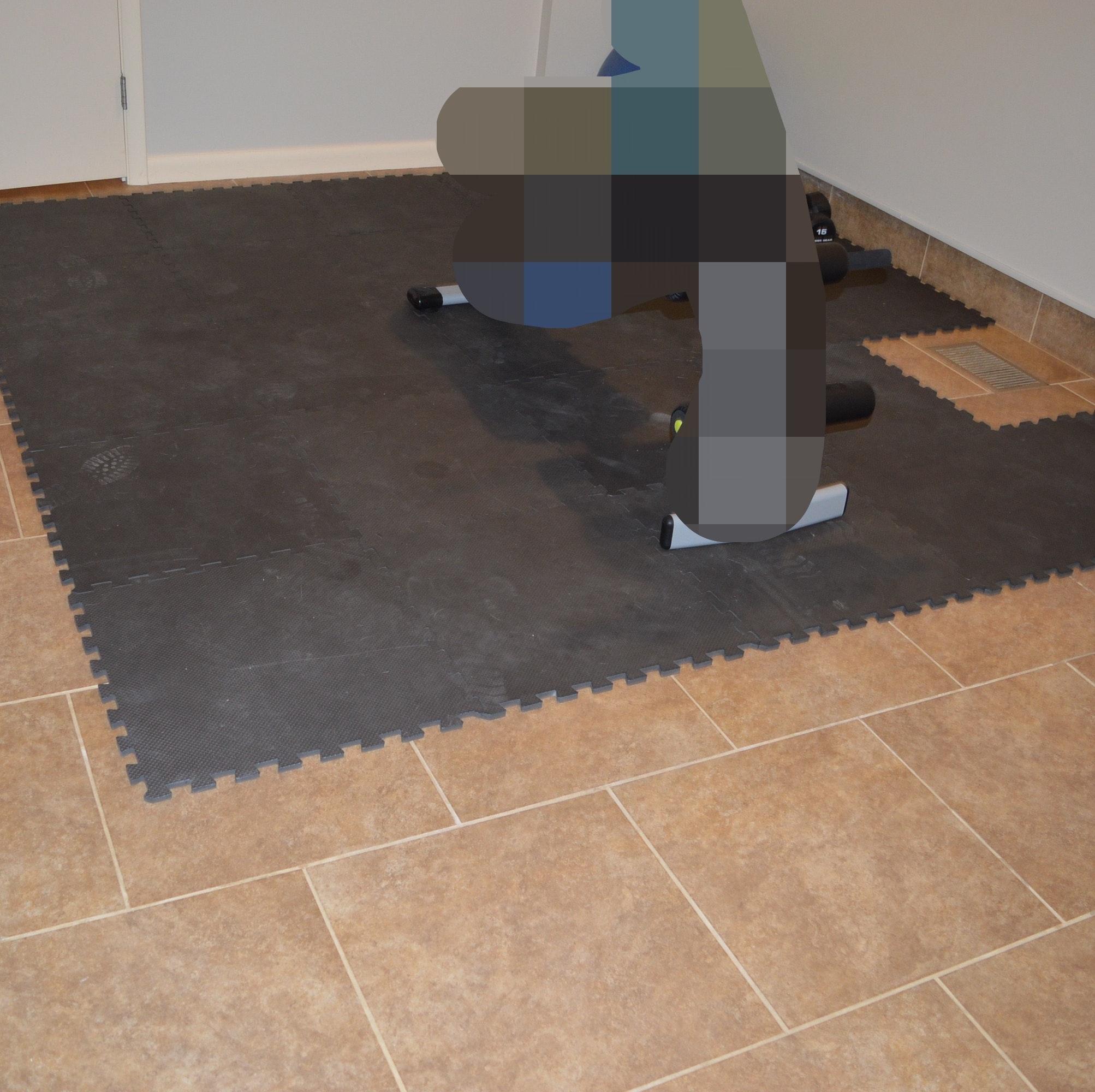 Exercise Floor Mats