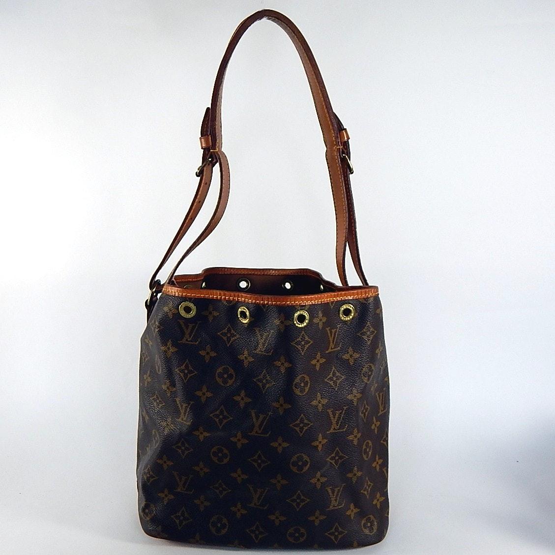 Vintage Louis Vuitton Petite Noe Handbag