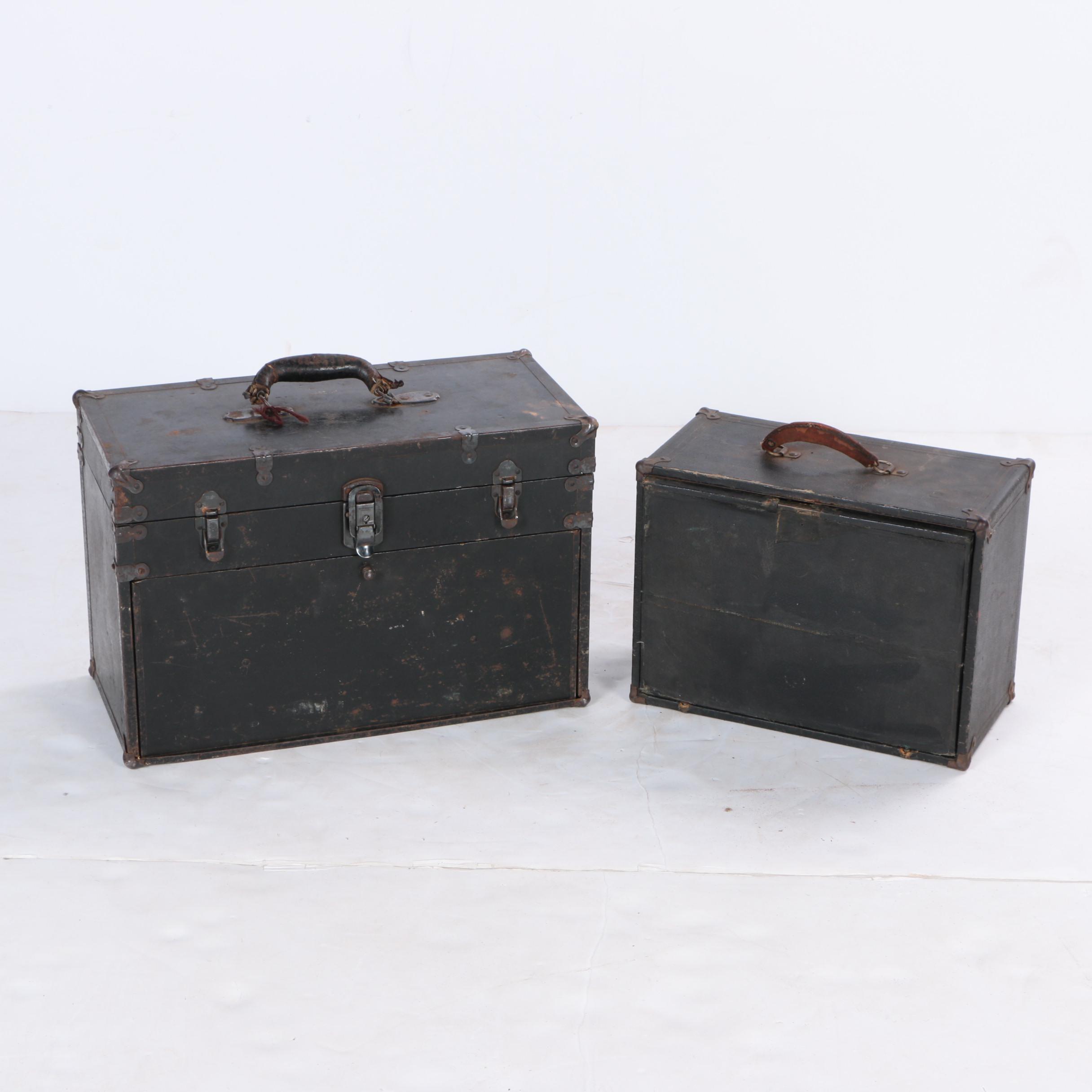 Vintage Make-Up Cases