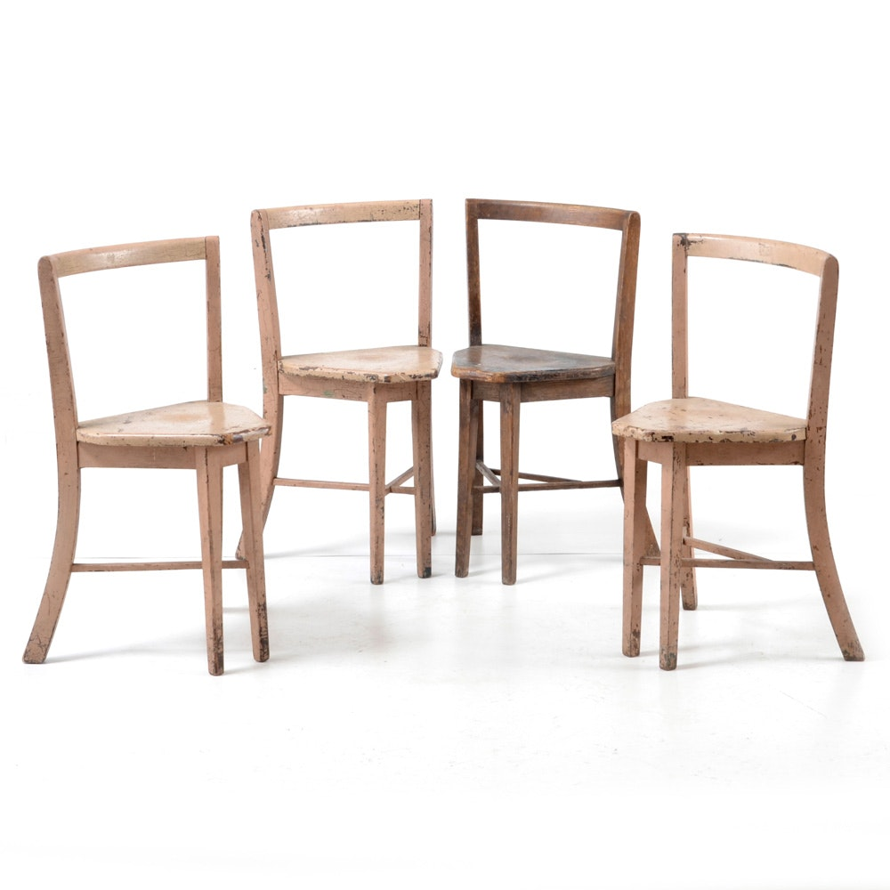Frank Rieder & Sons Seatmore 1920s Chairs