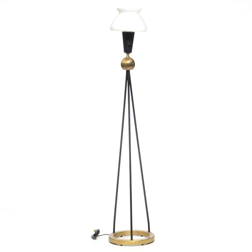 Mid Century Modern Floor Lamp