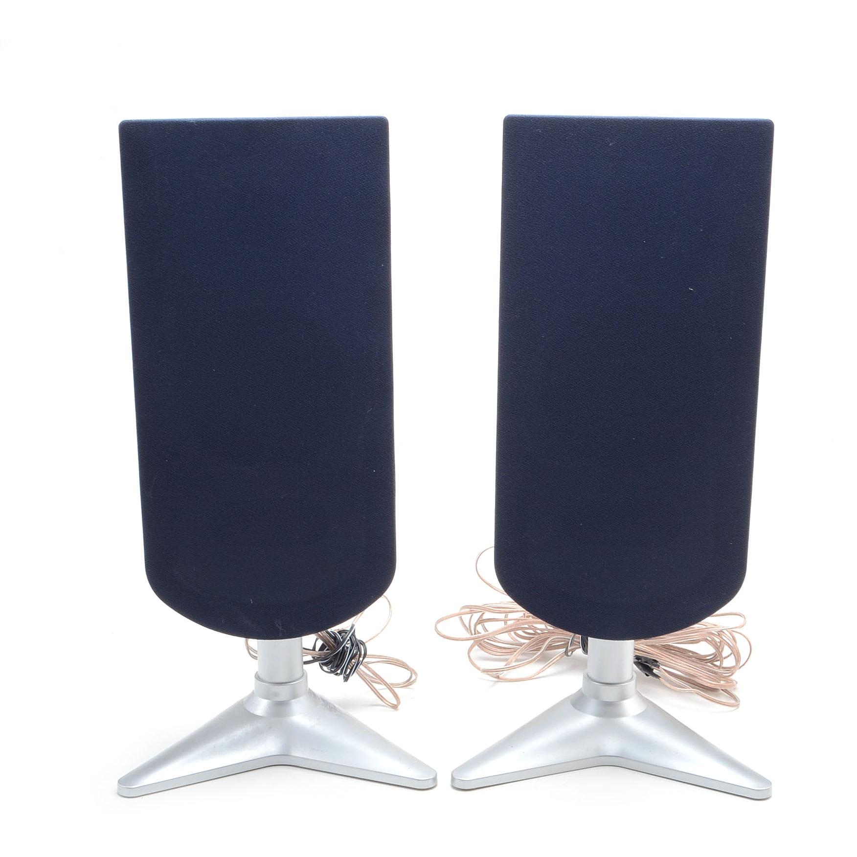Pair of Freestanding Speakers