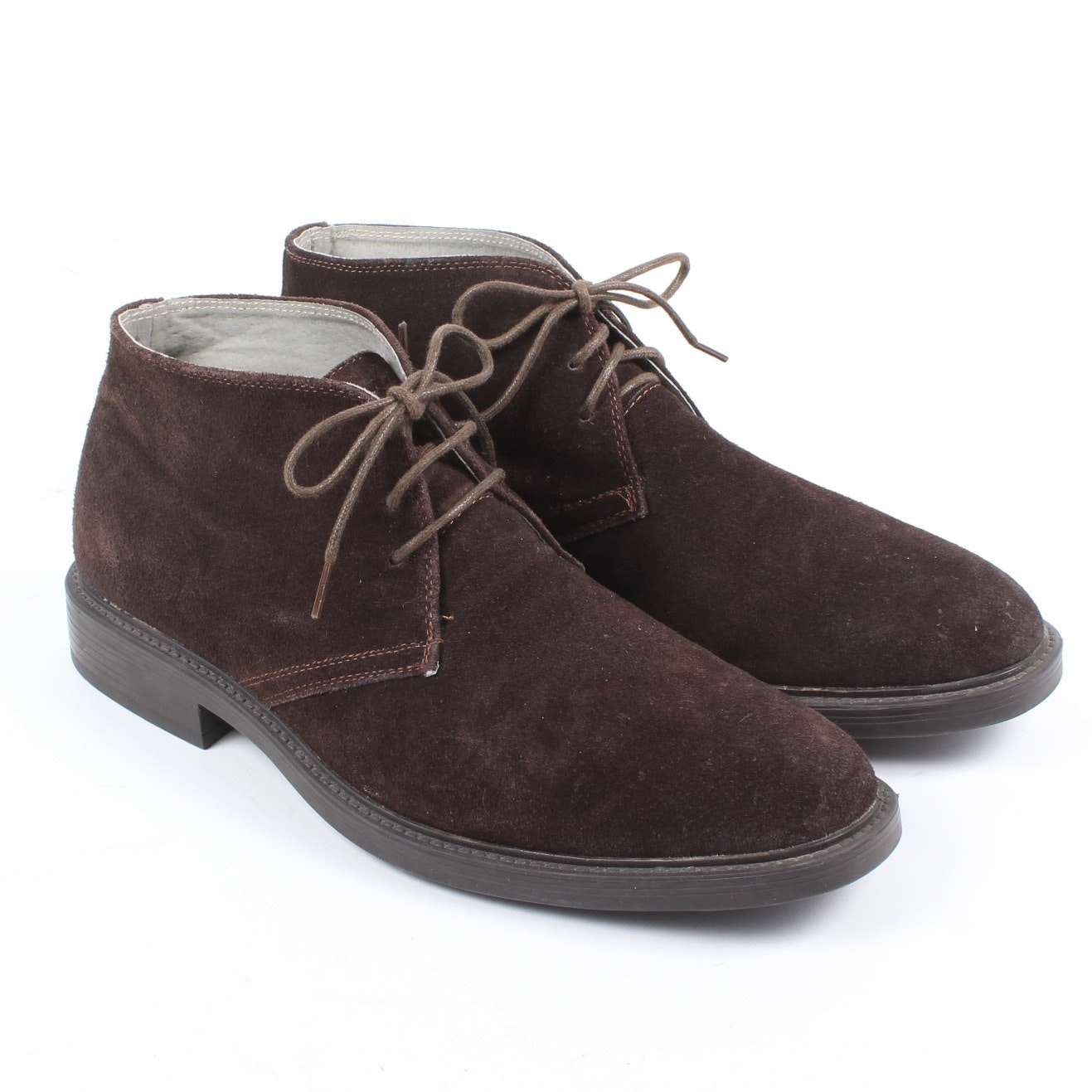 Men's English Laundry Suede Chukka Boots